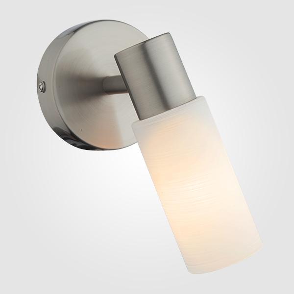 Настенный светильник Eurosvet 20043/1 сатин-никель