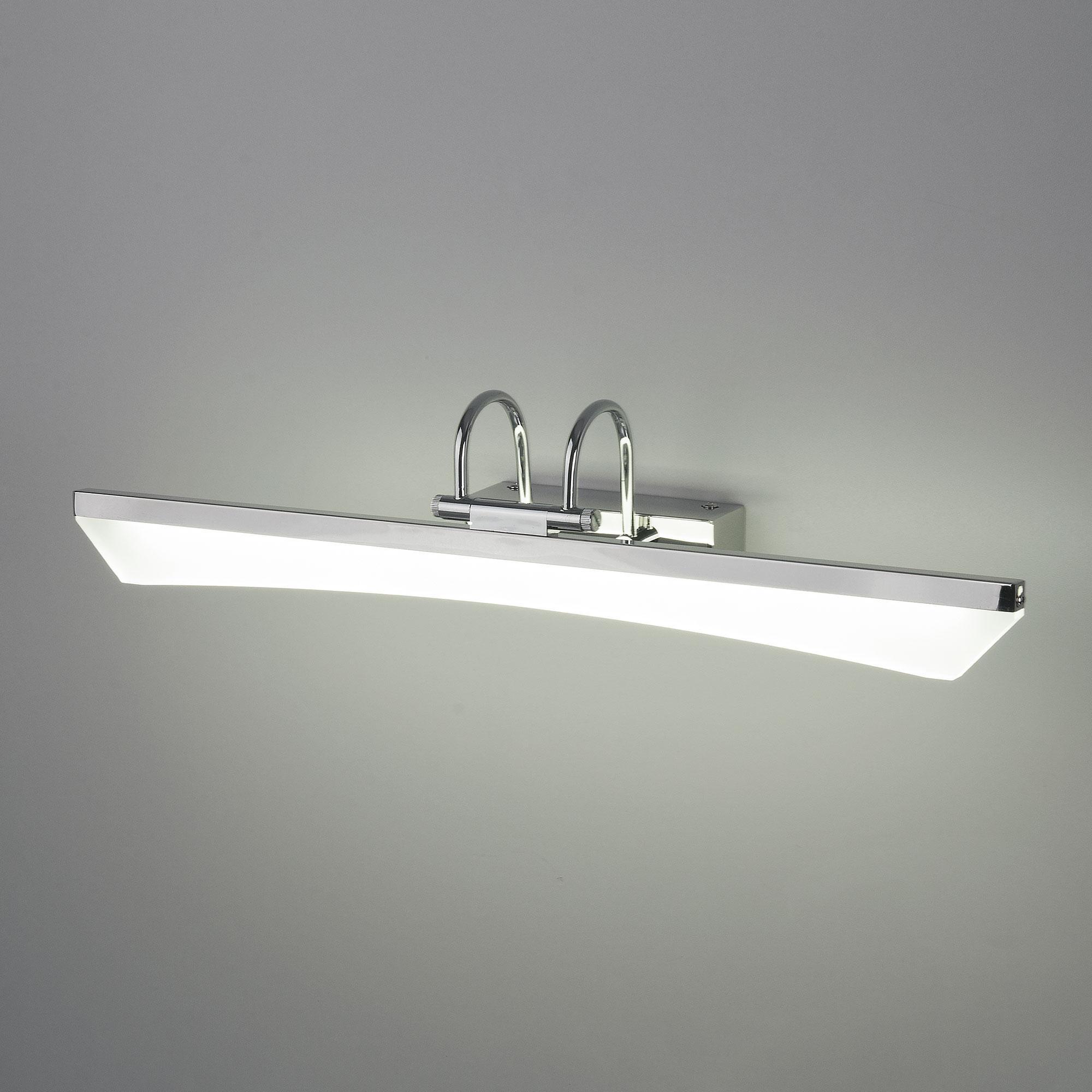 Selenga Neo LED хром (MRL LED 7W 1004 IP20)