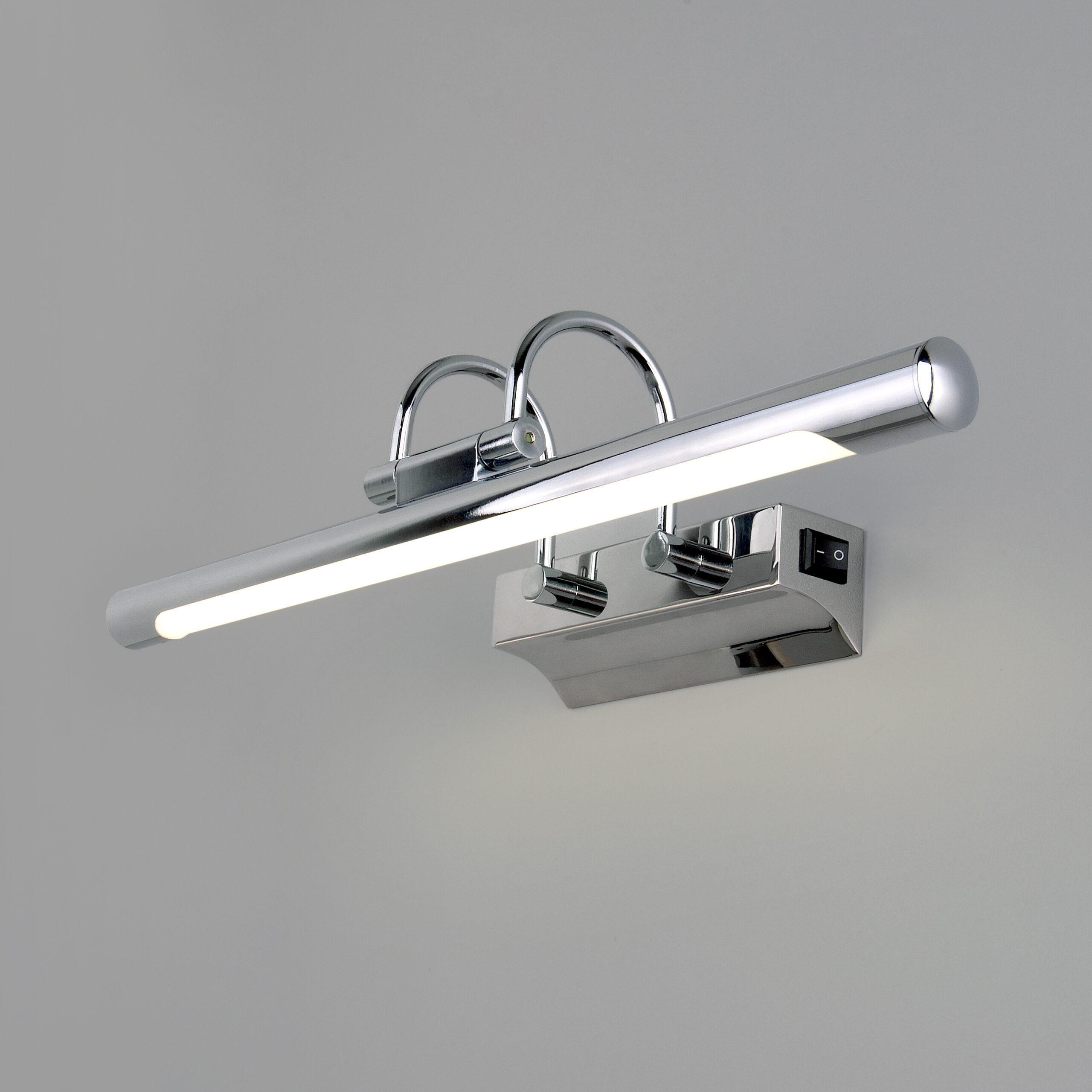 Flint Neo SW LED хром (MRL LED 1022) с выключателем