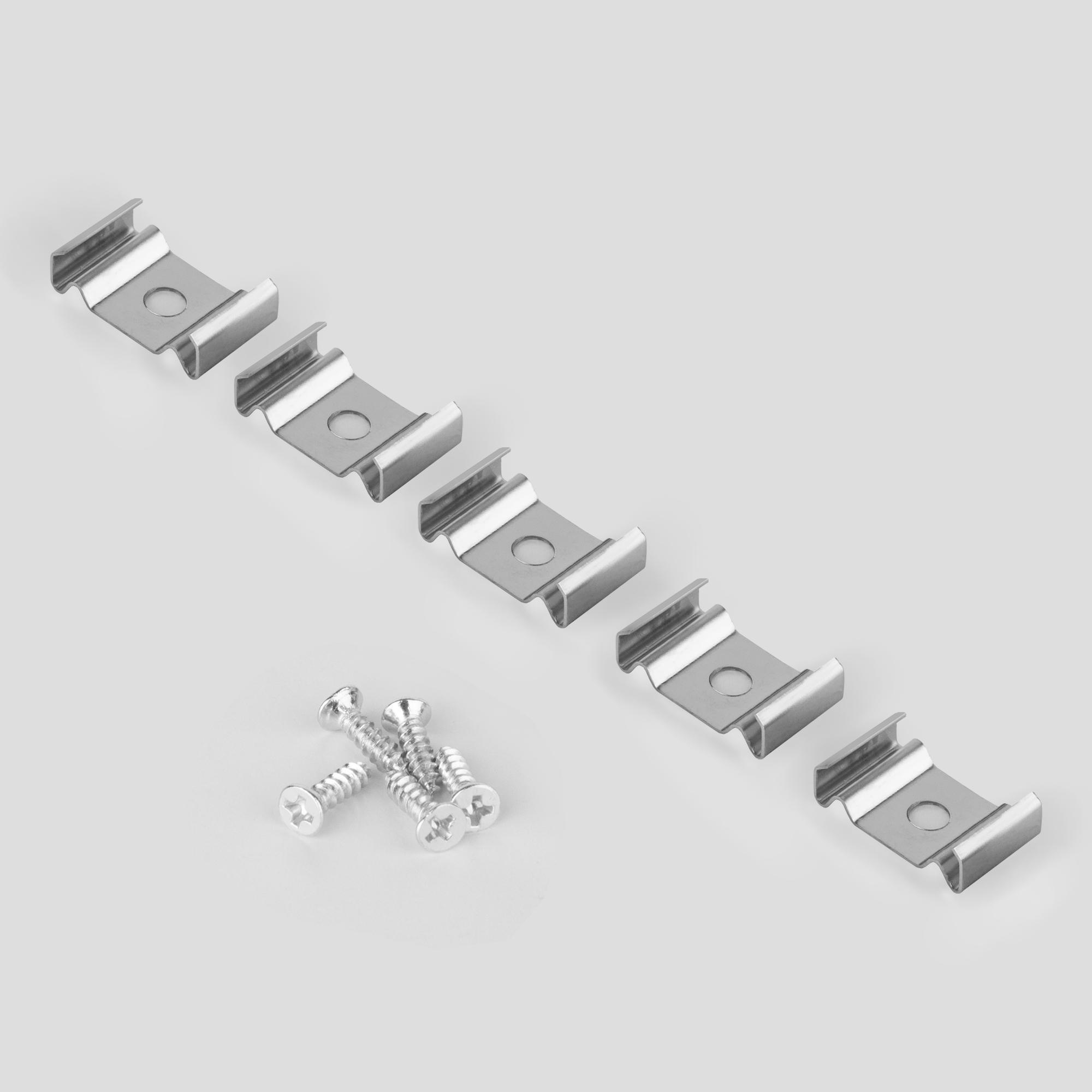 Клипса монтажная для гибкого профиля Clip LL-2-ALP012 (5pcs)