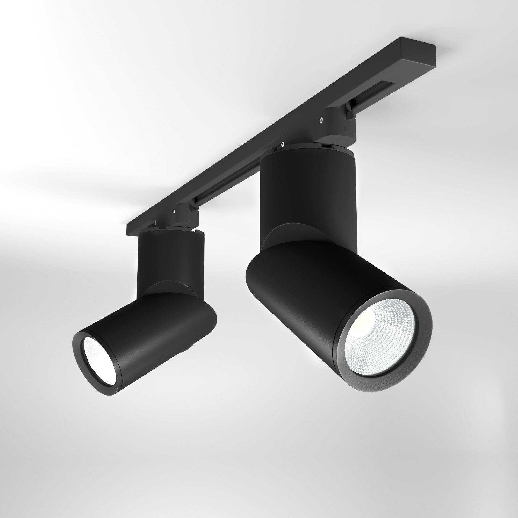 Corner Черный 15W 4200K (LTB33) однофазный