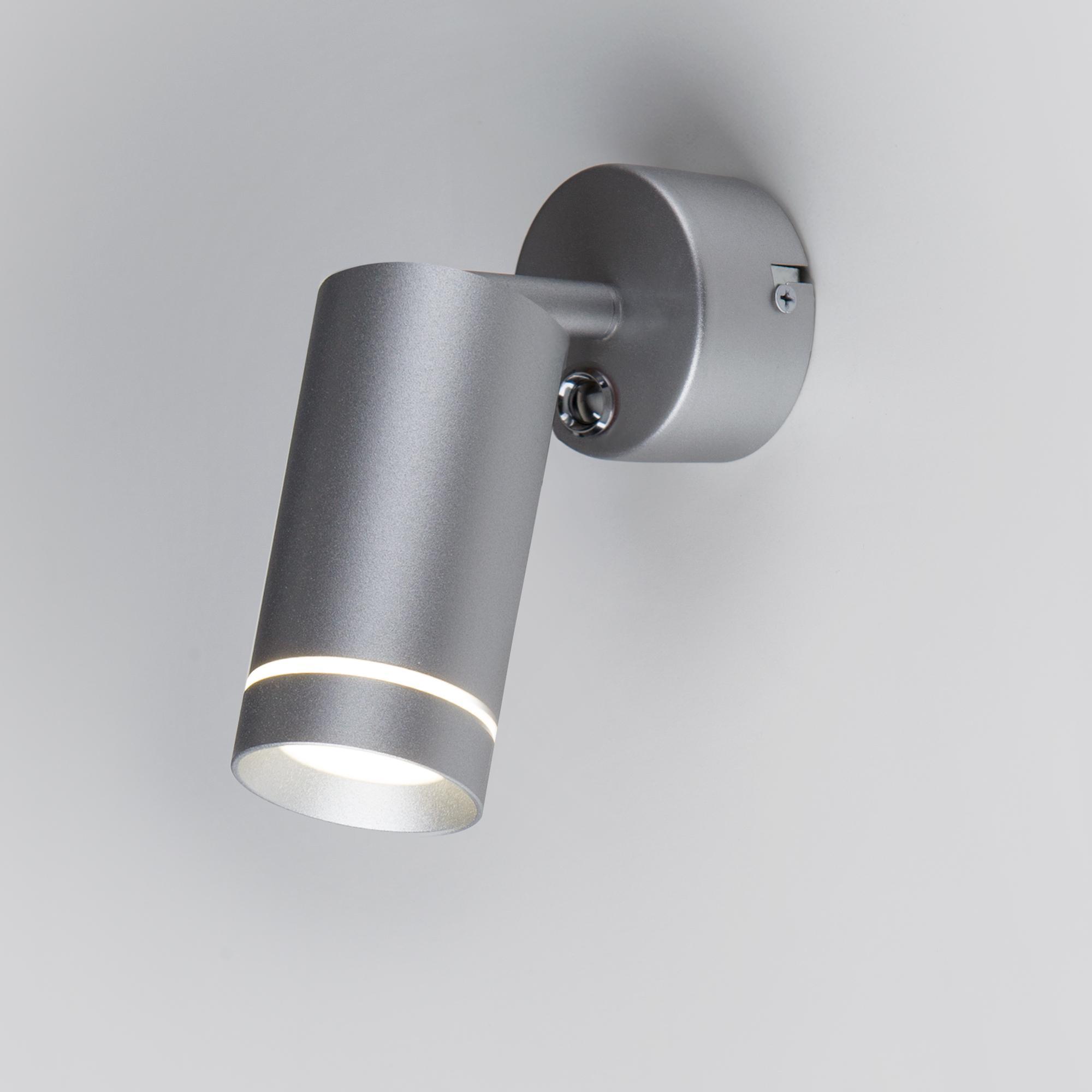 Glory SW LED серебро (MRL LED 1005)