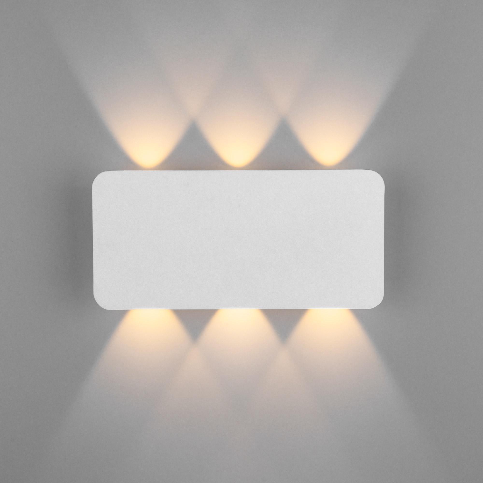 40138/1 LED белый