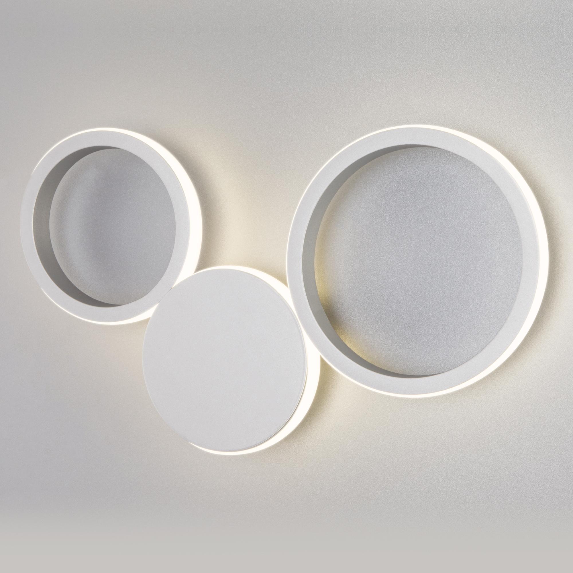40141/1 LED серебро