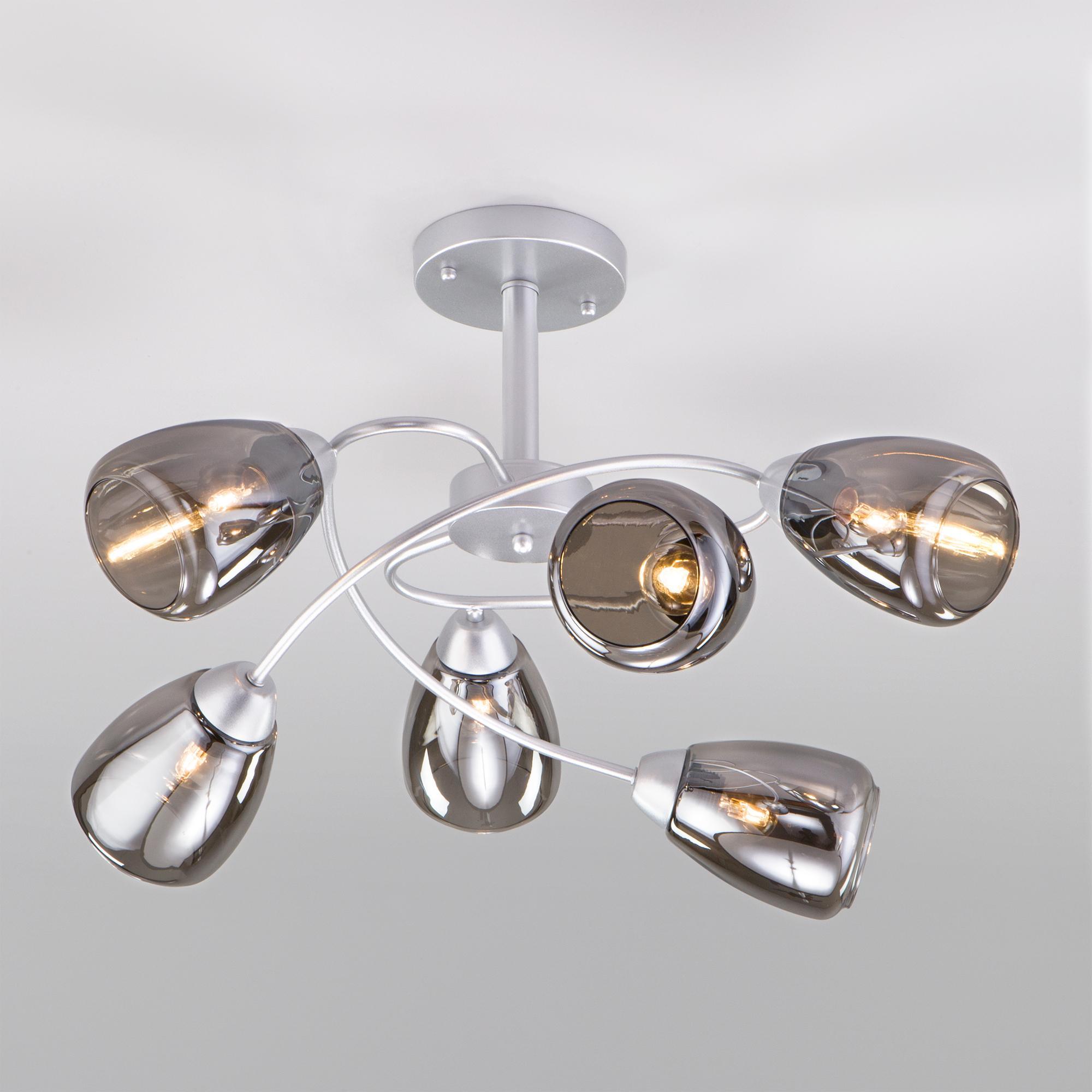 30168/6 матовое серебро