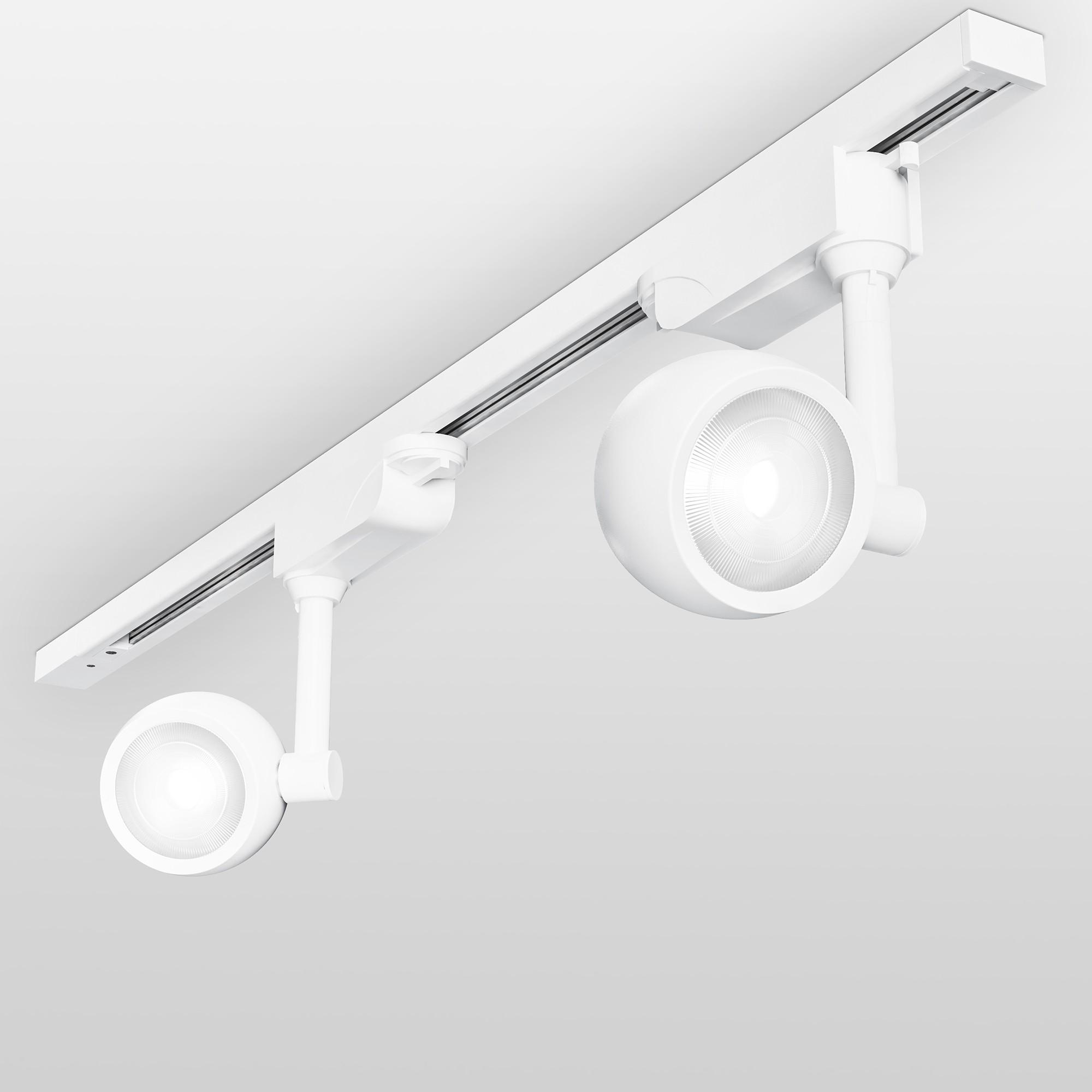 Oriol Белый 12W 4200K (LTB48) однофазный
