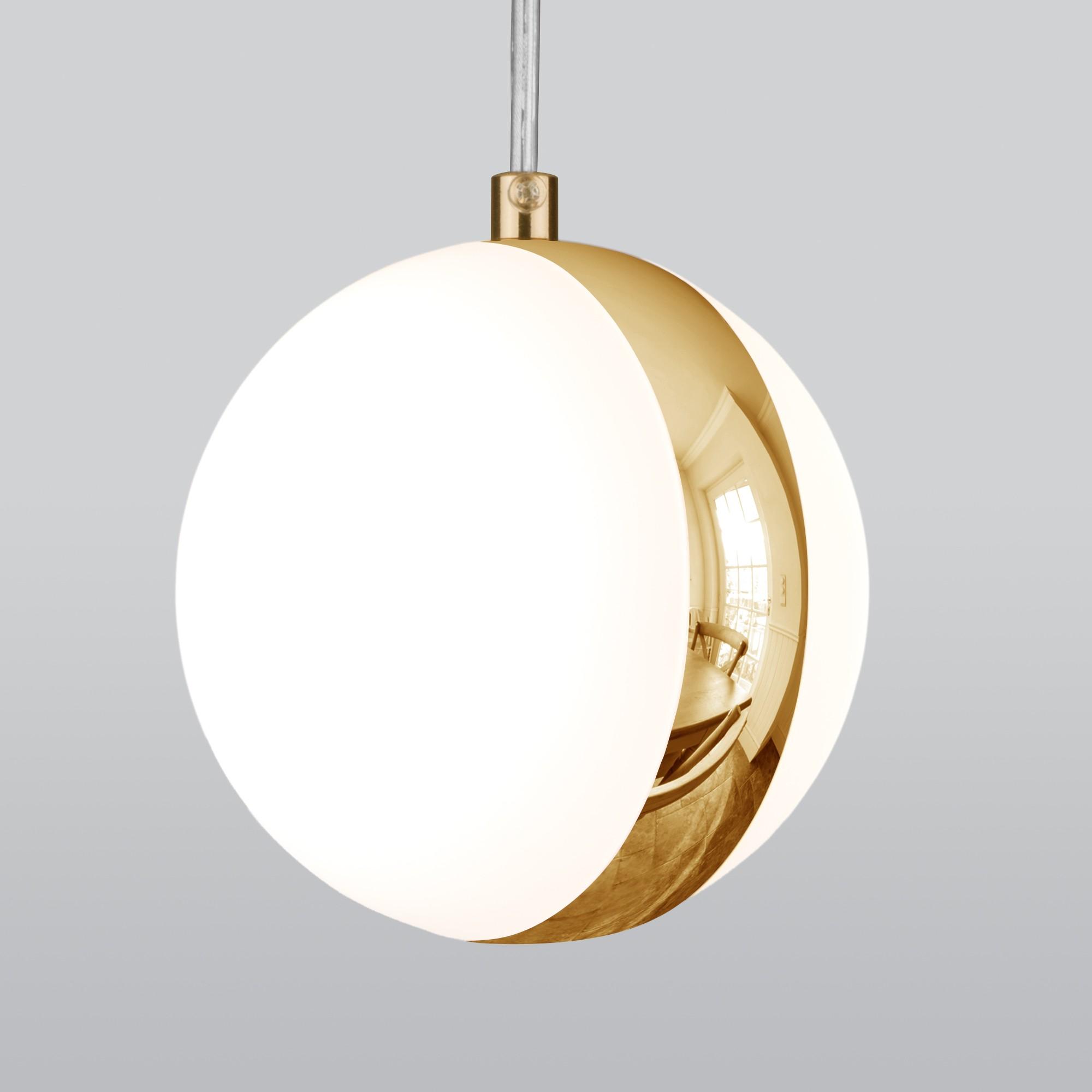 DLN050  GX53 белый/золото