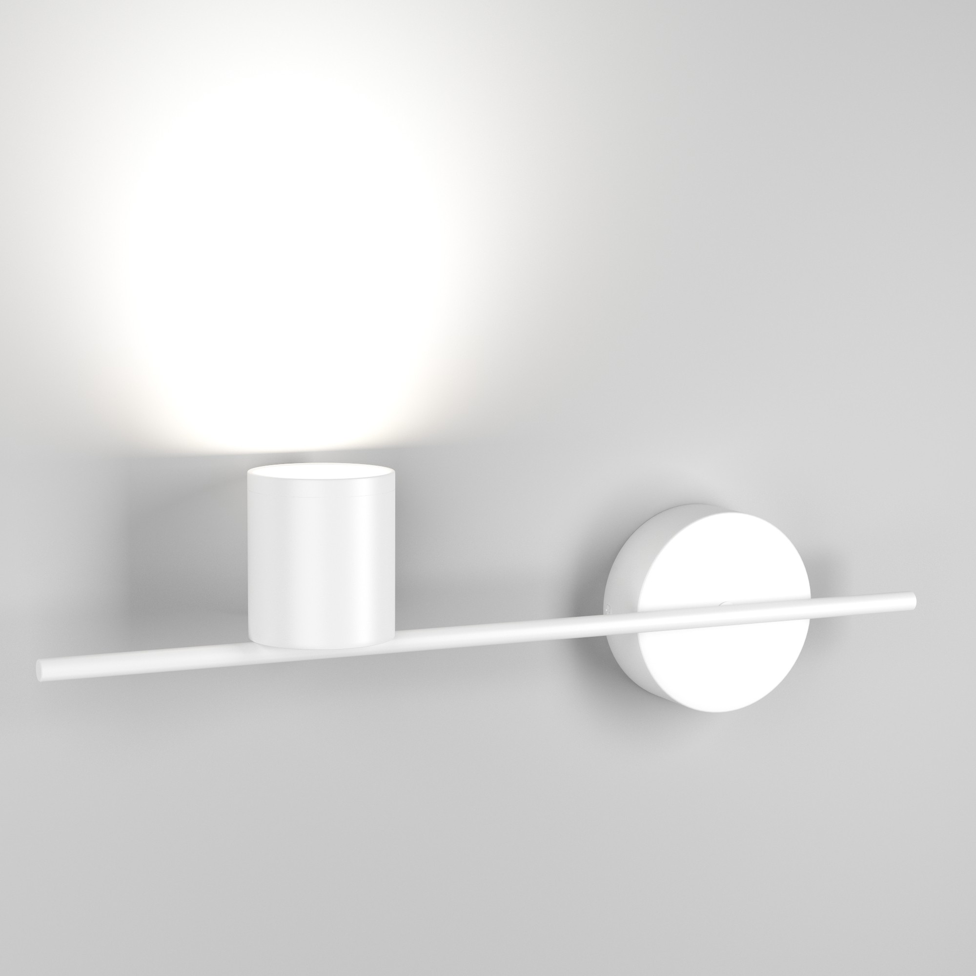 Acru LED белый (MRL LED 1019)
