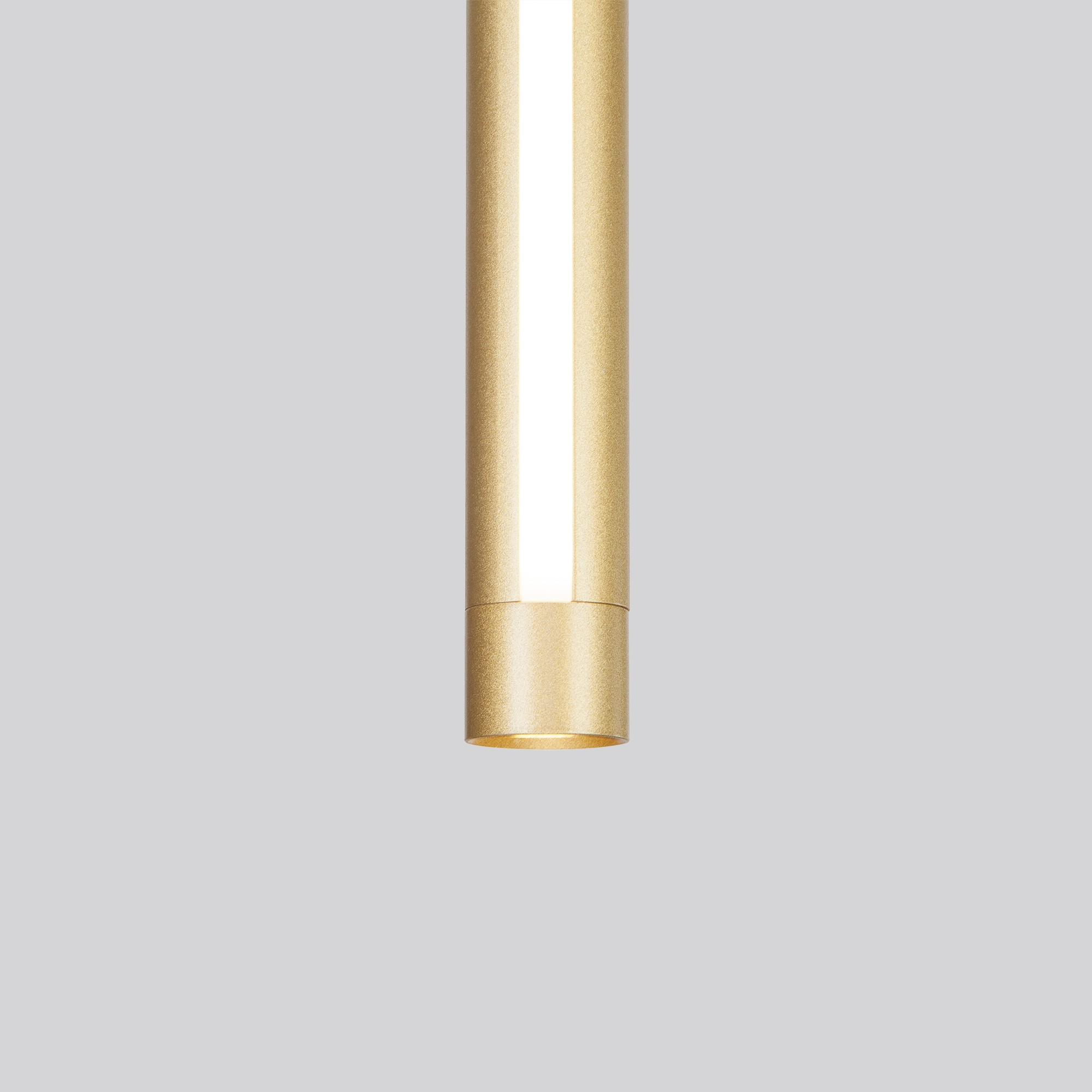 50189/1 LED матовое золото