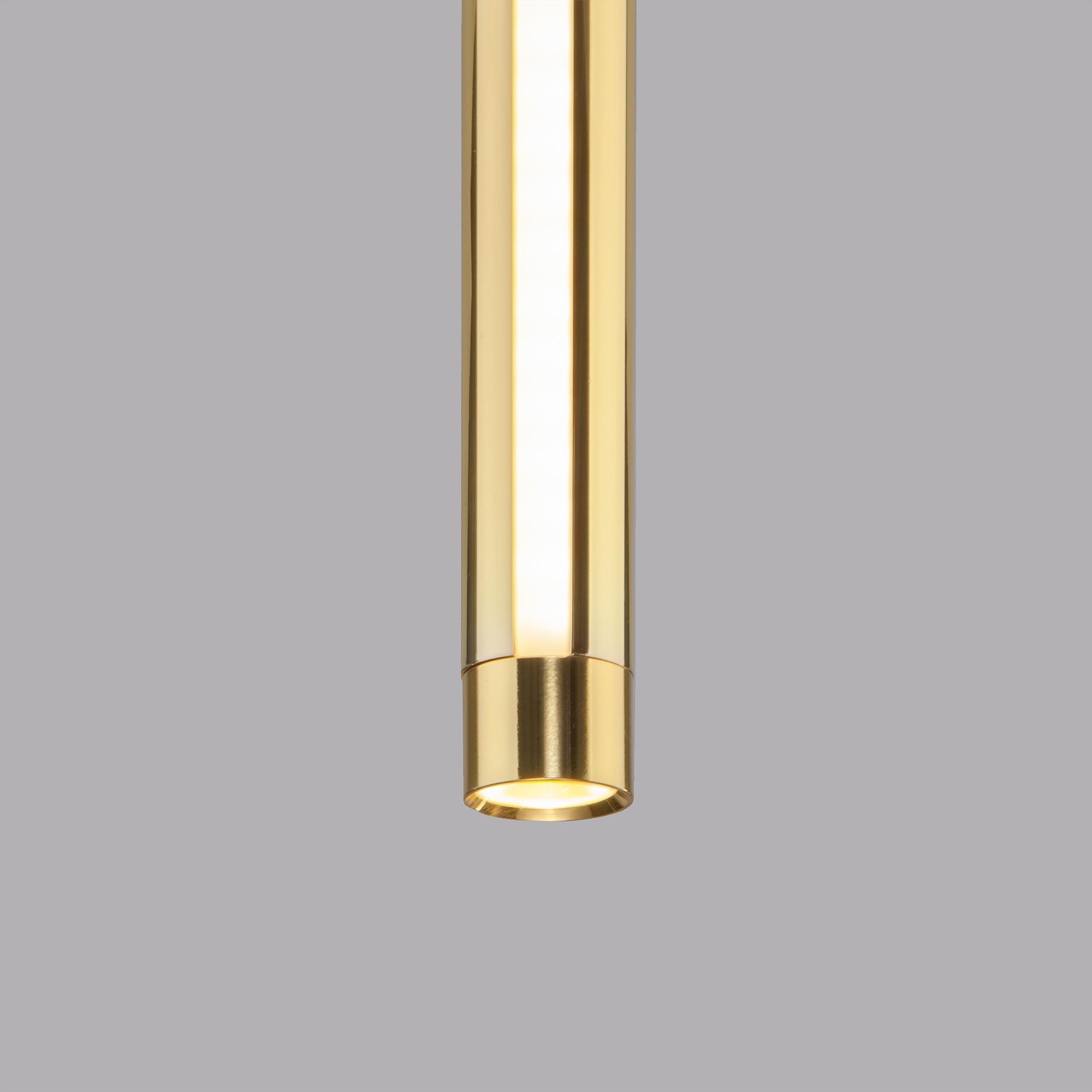 50189/1 LED черный/золото