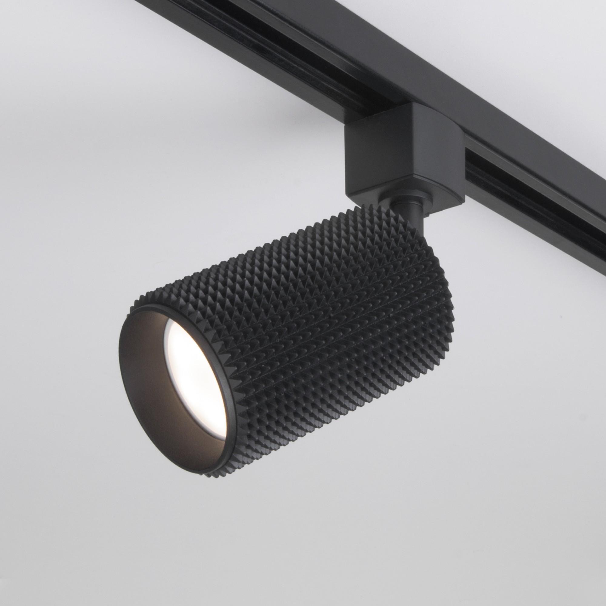 Spike GU10 Черный (MRL 1011) однофазный