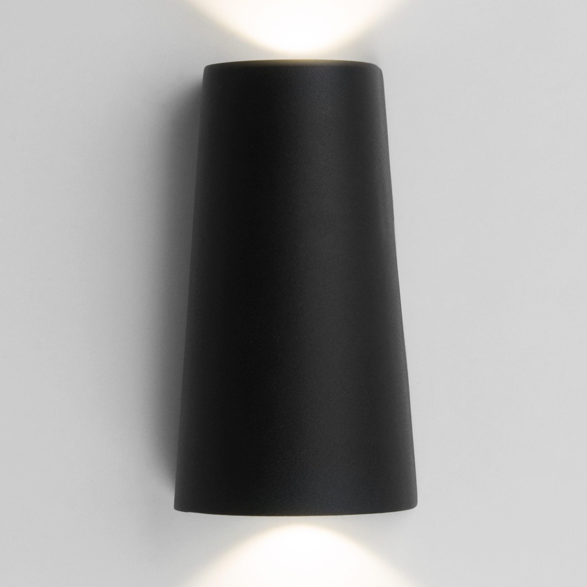 1525 TECHNO LED черный