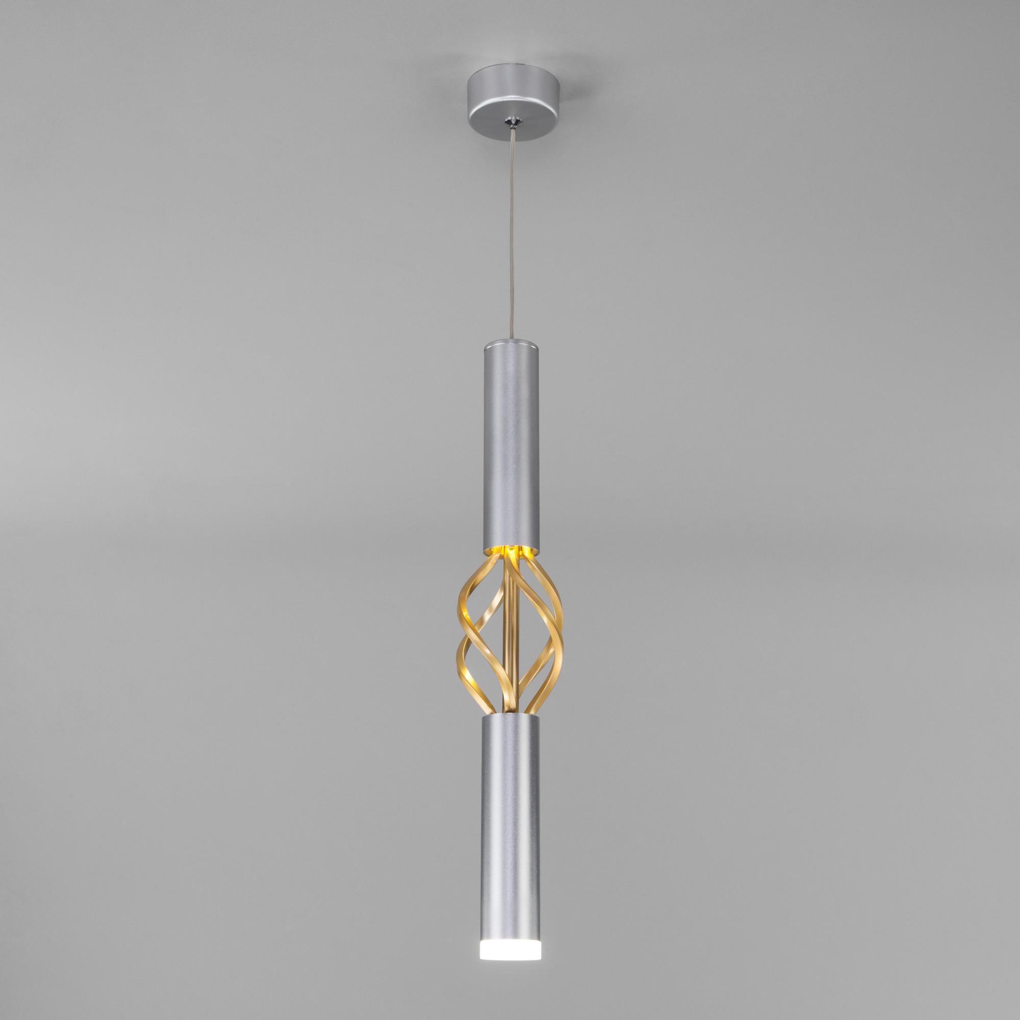 50191/1 LED матовое серебро/матовое золото