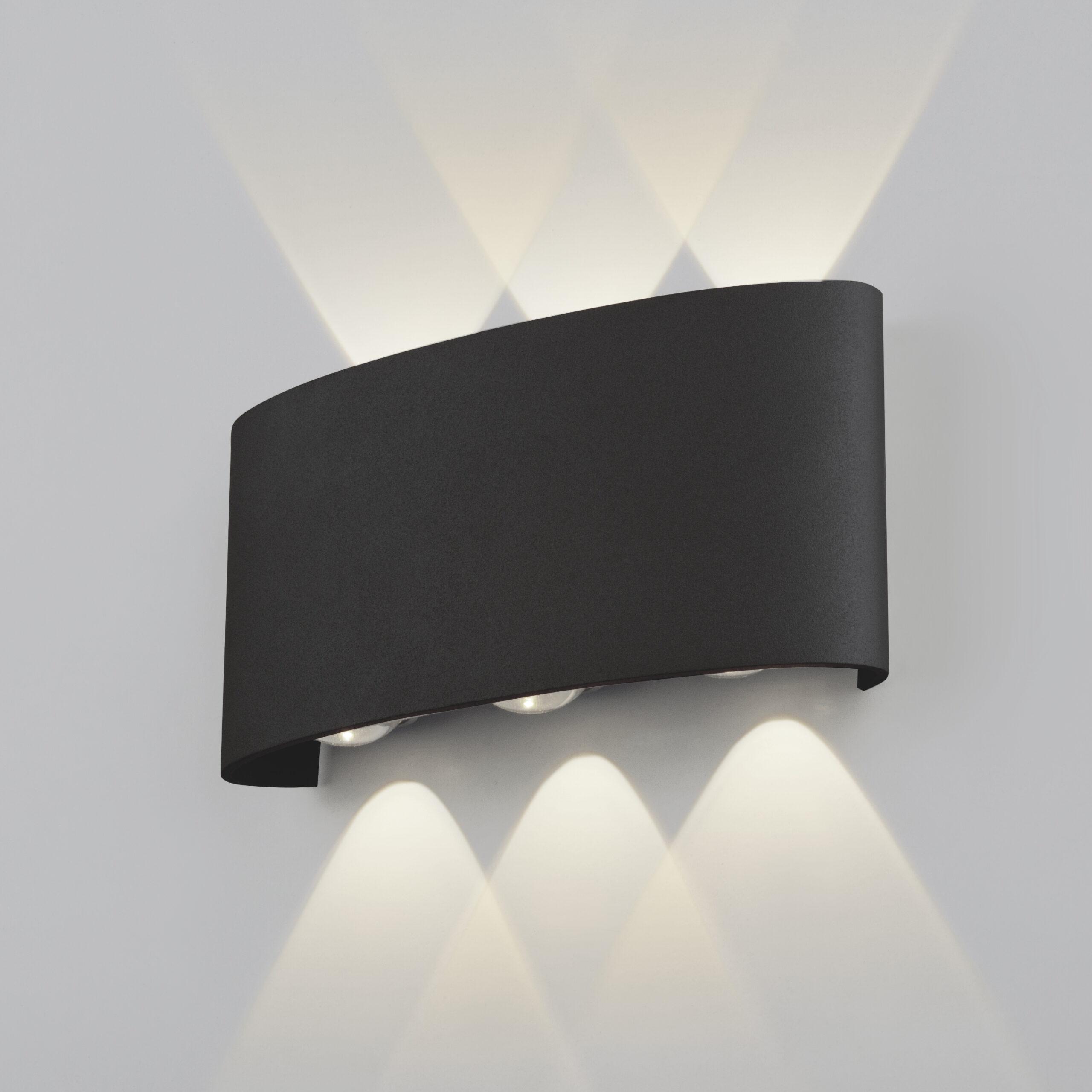 1551 TECHNO LED TWINKY TRIO черный