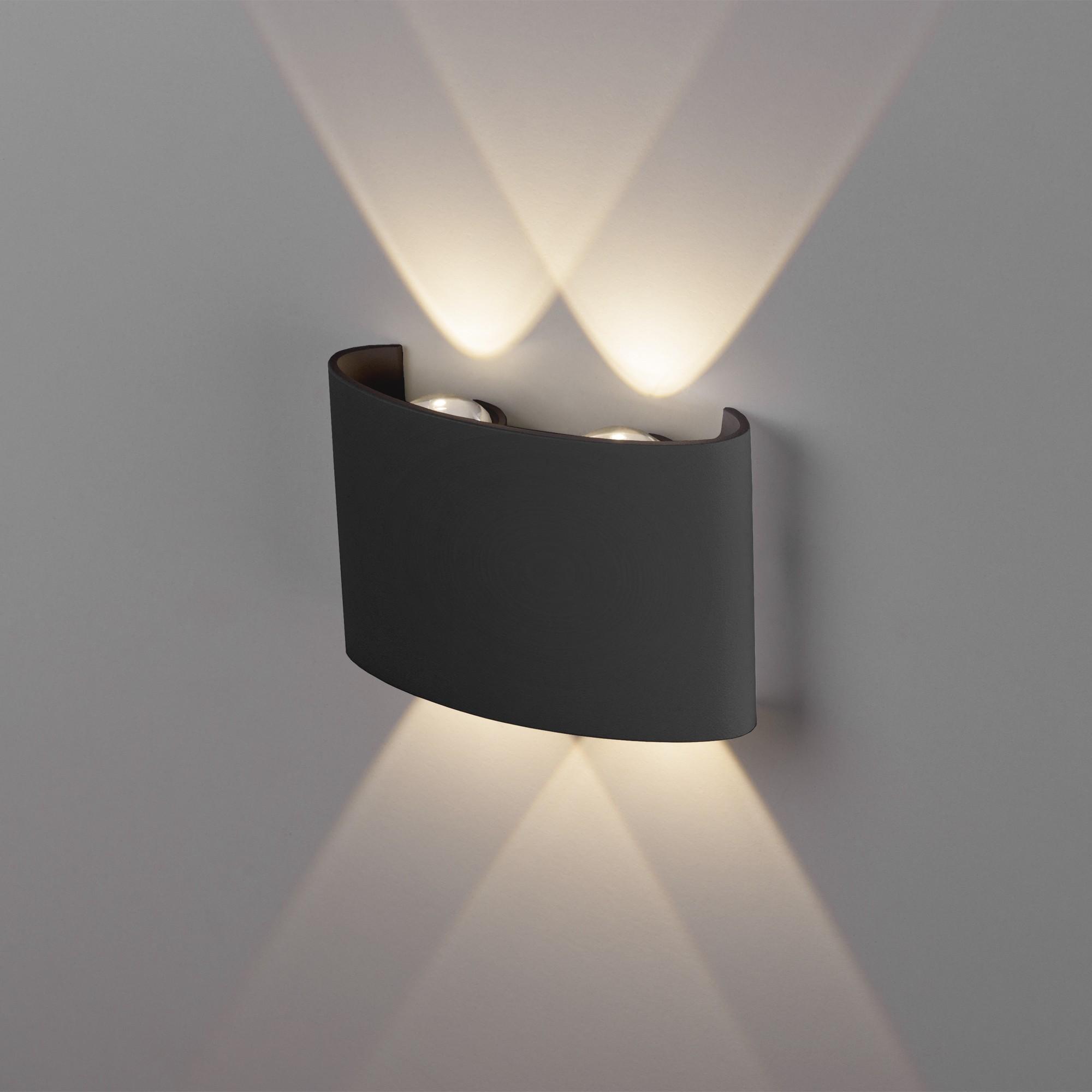 1555 TECHNO LED TWINKY DOUBLE черный