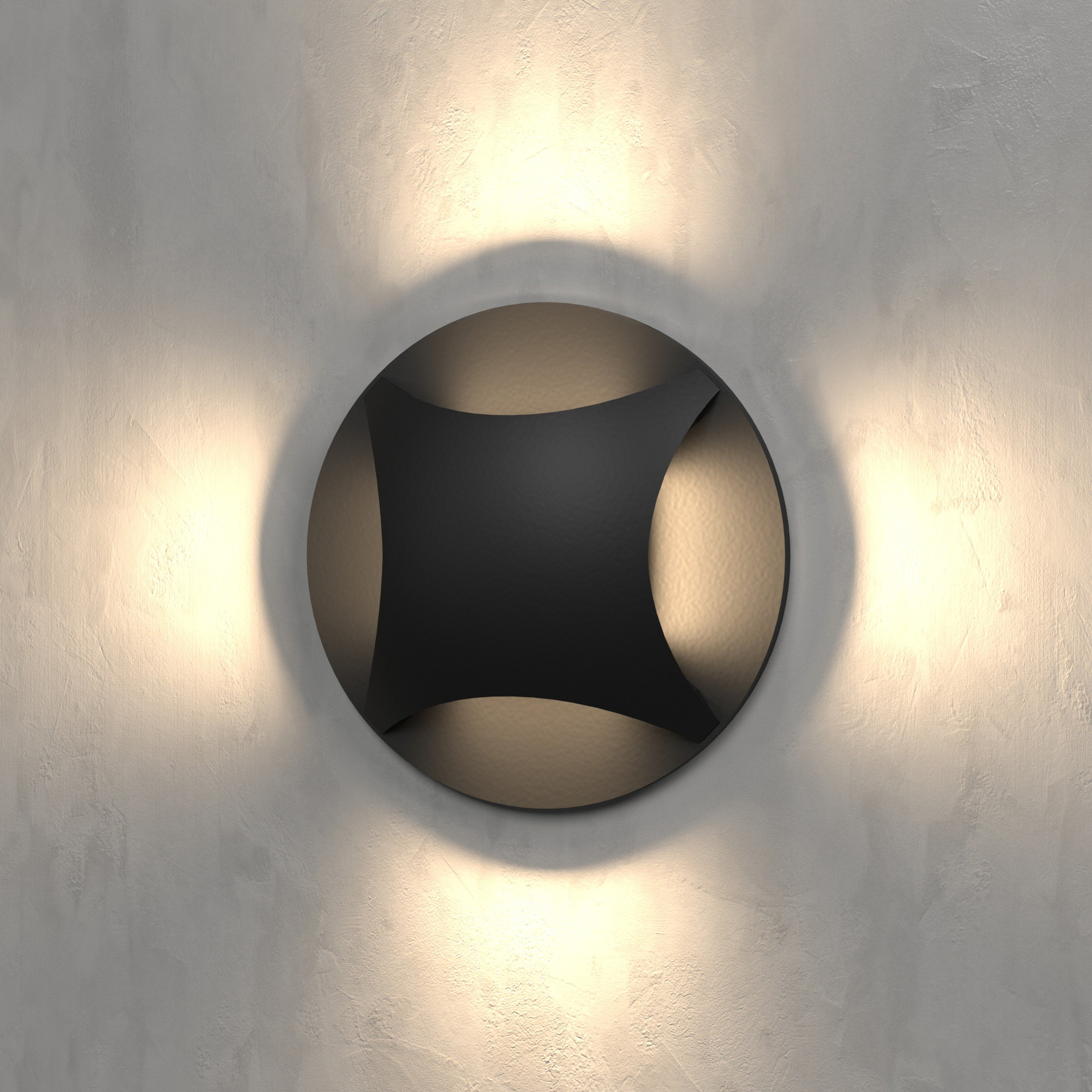 MRL LED 1106 Чёрный