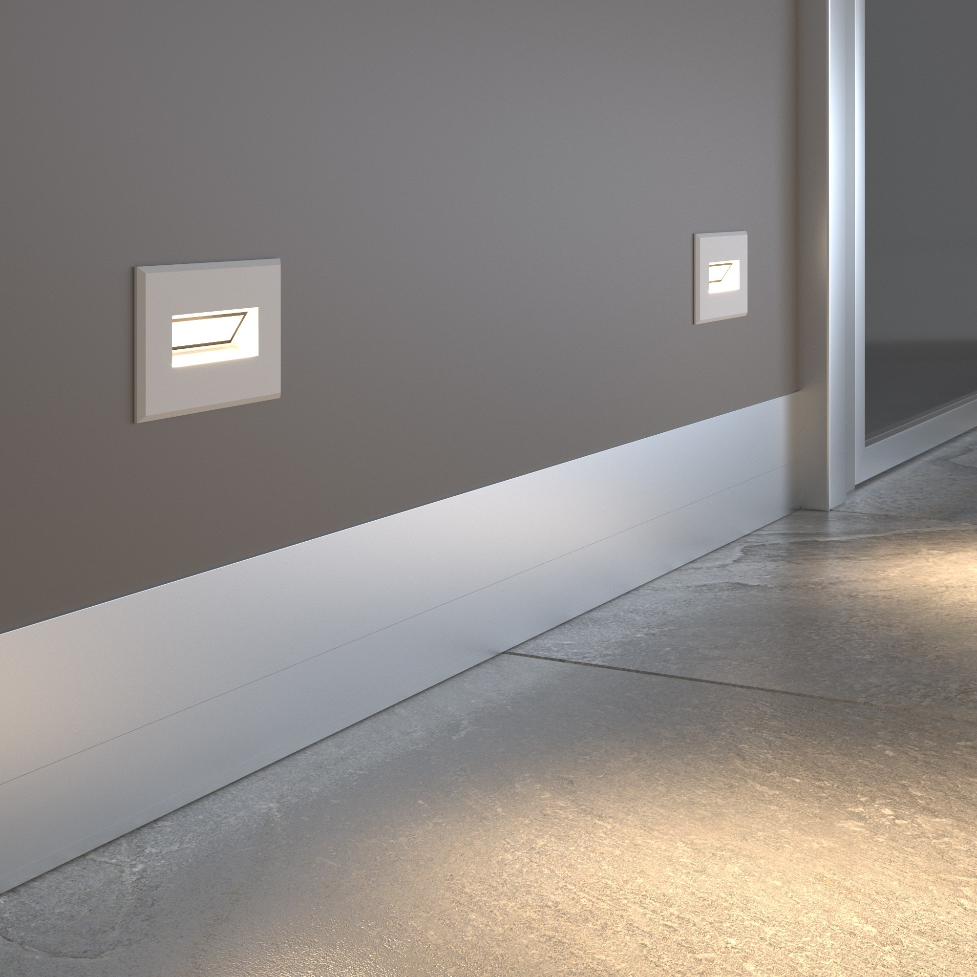 MRL LED 1109 Белый