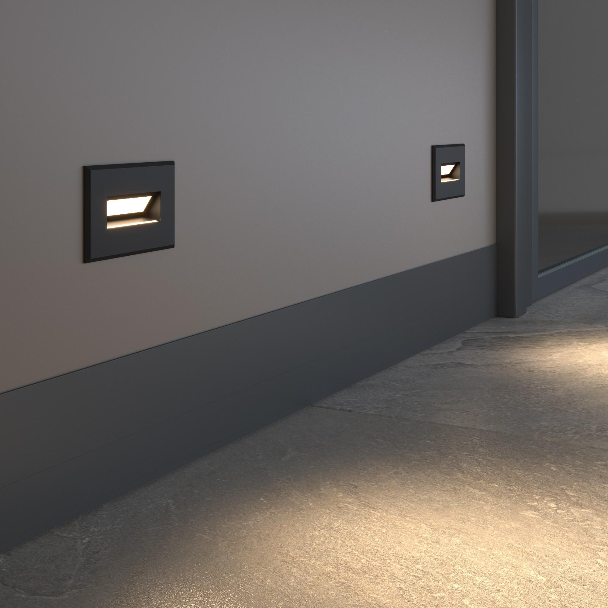 MRL LED 1109 Чёрный