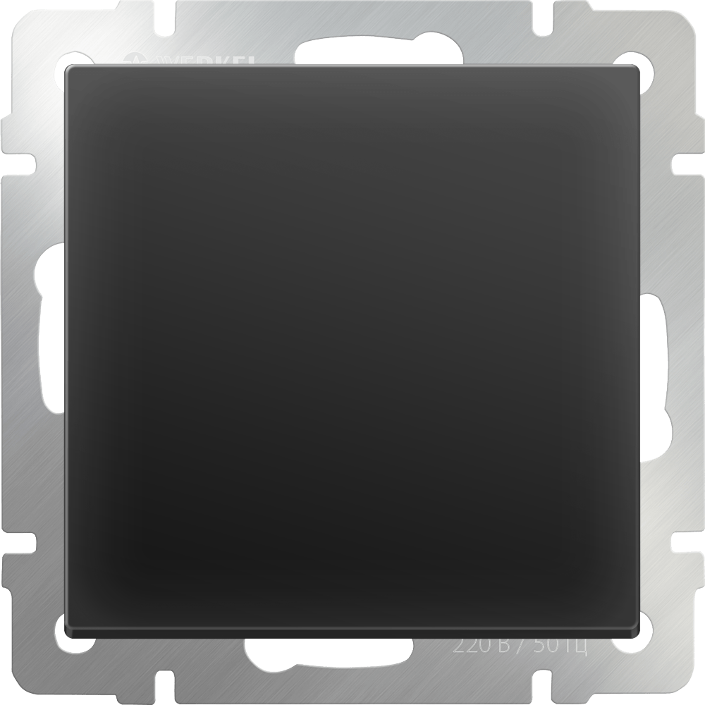 WL08-16-01/Вывод кабеля (черный матовый)