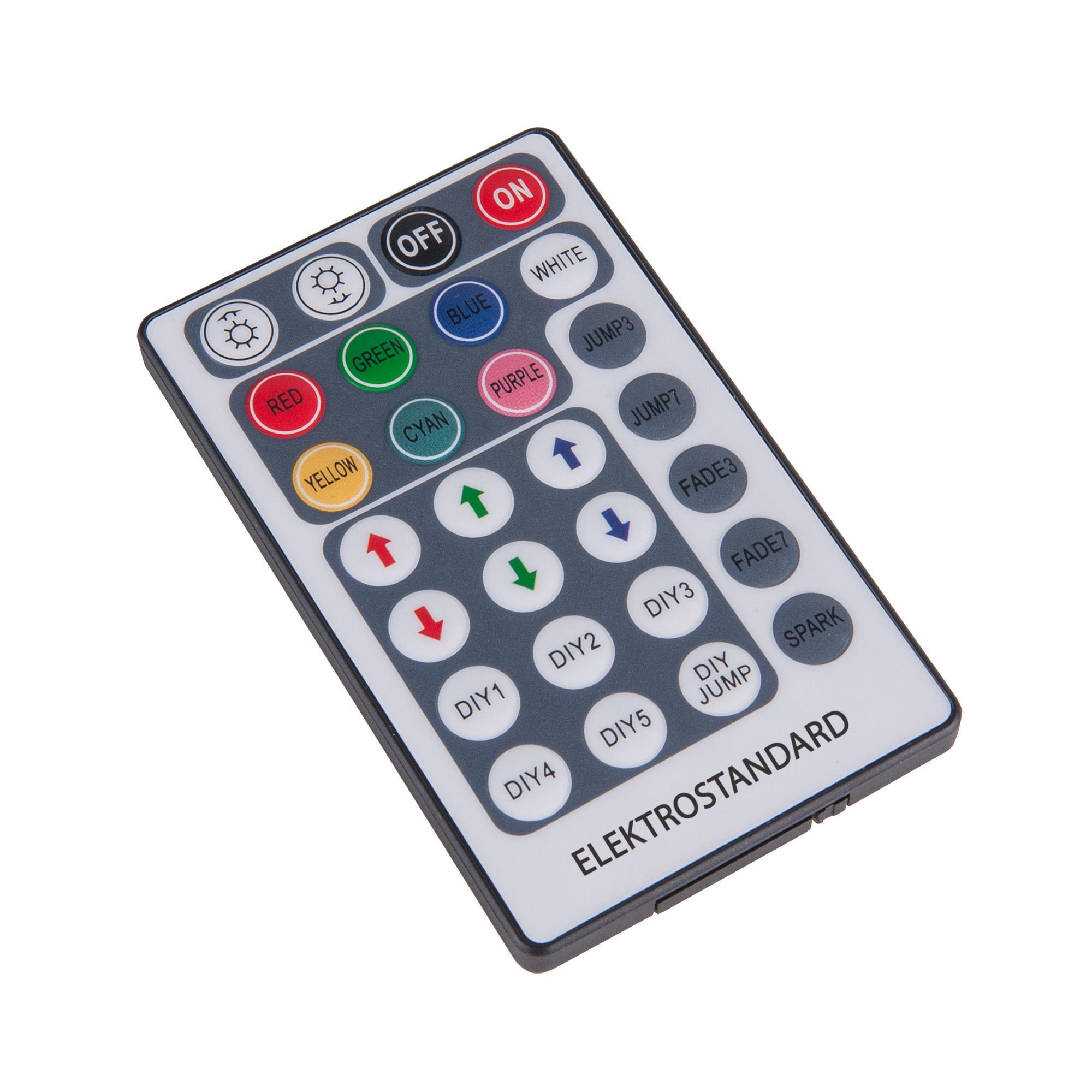 Контроллер для ленты Premium RGB 220V 720W IP20 с радио пультом (LSC 006)