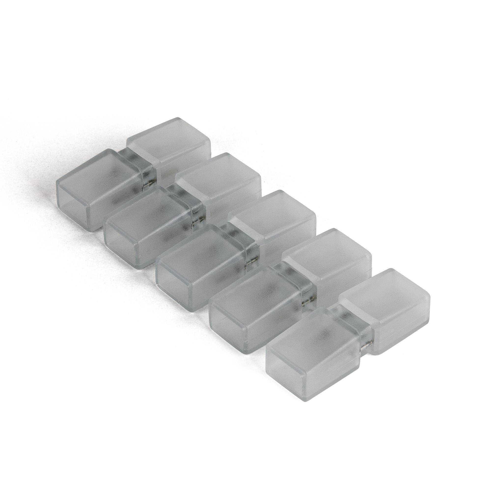 Переходник для ленты 220V 5050 нов (10pkt)