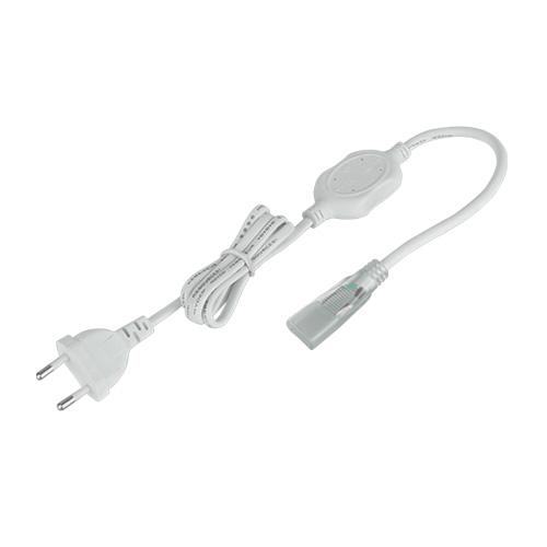 Сетевой шнур для ленты 220V 5050 нов