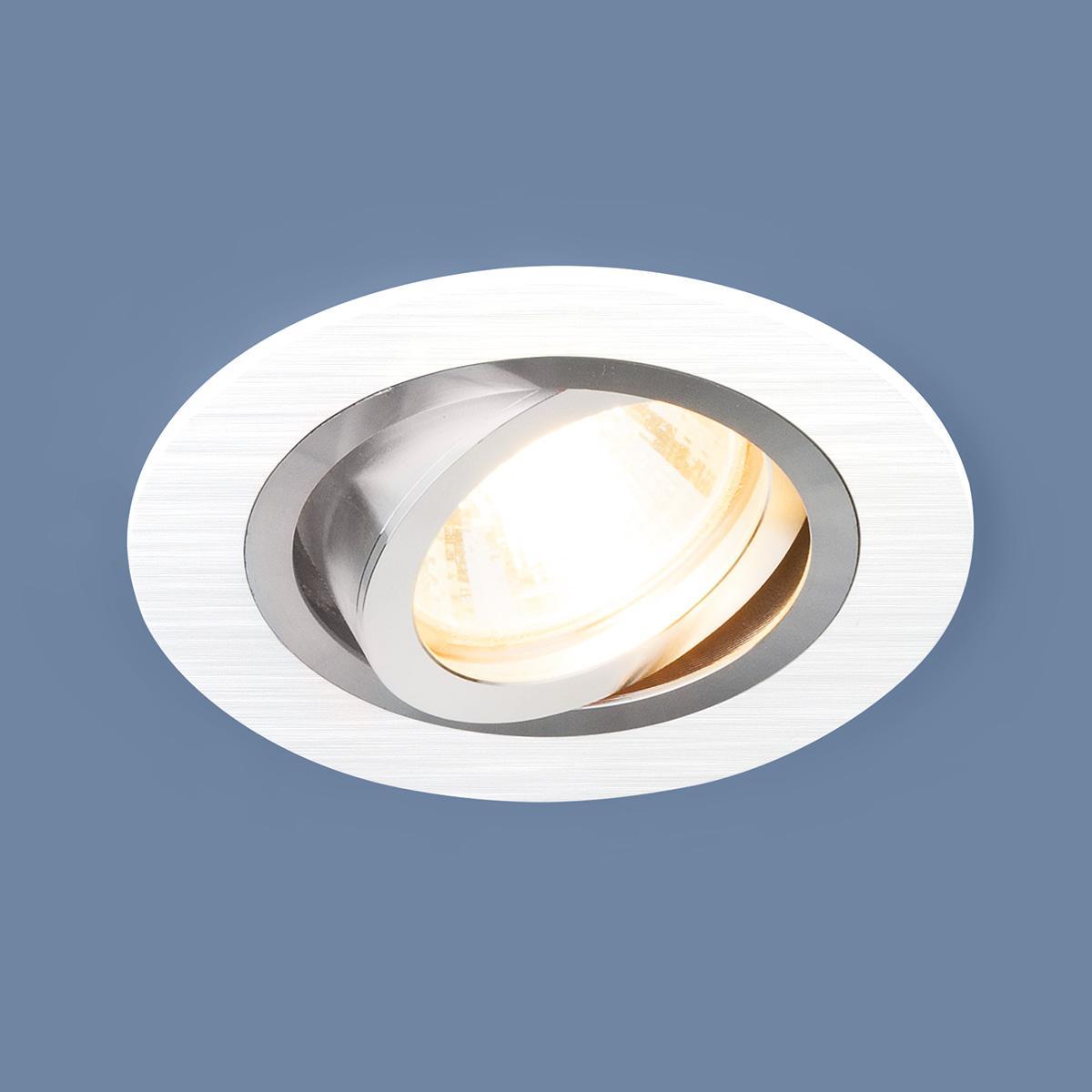Точечный светильник Elektrostandard 1061/1 MR16 WH белый