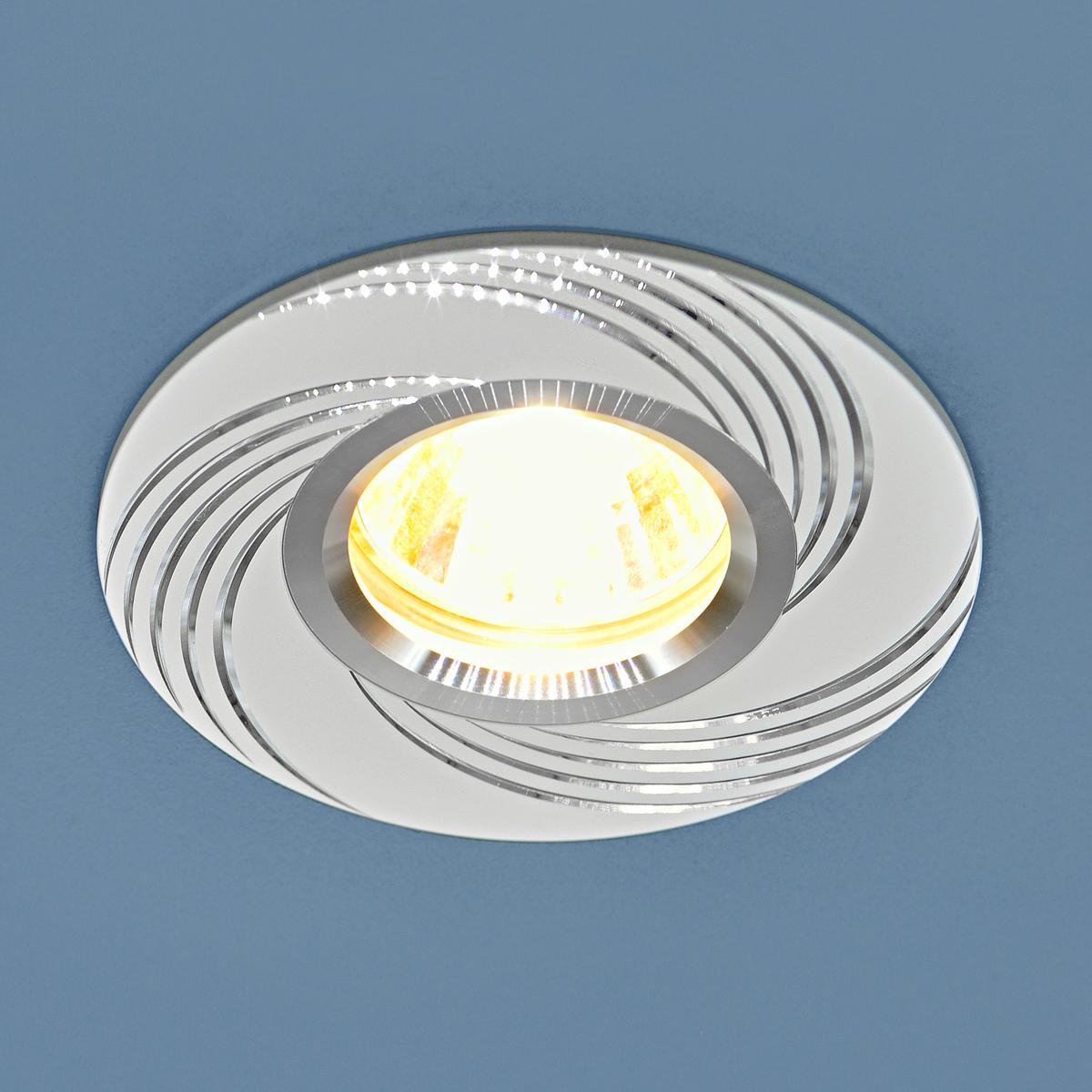 Точечный светильник Elektrostandard 5156 MR16 WH белый