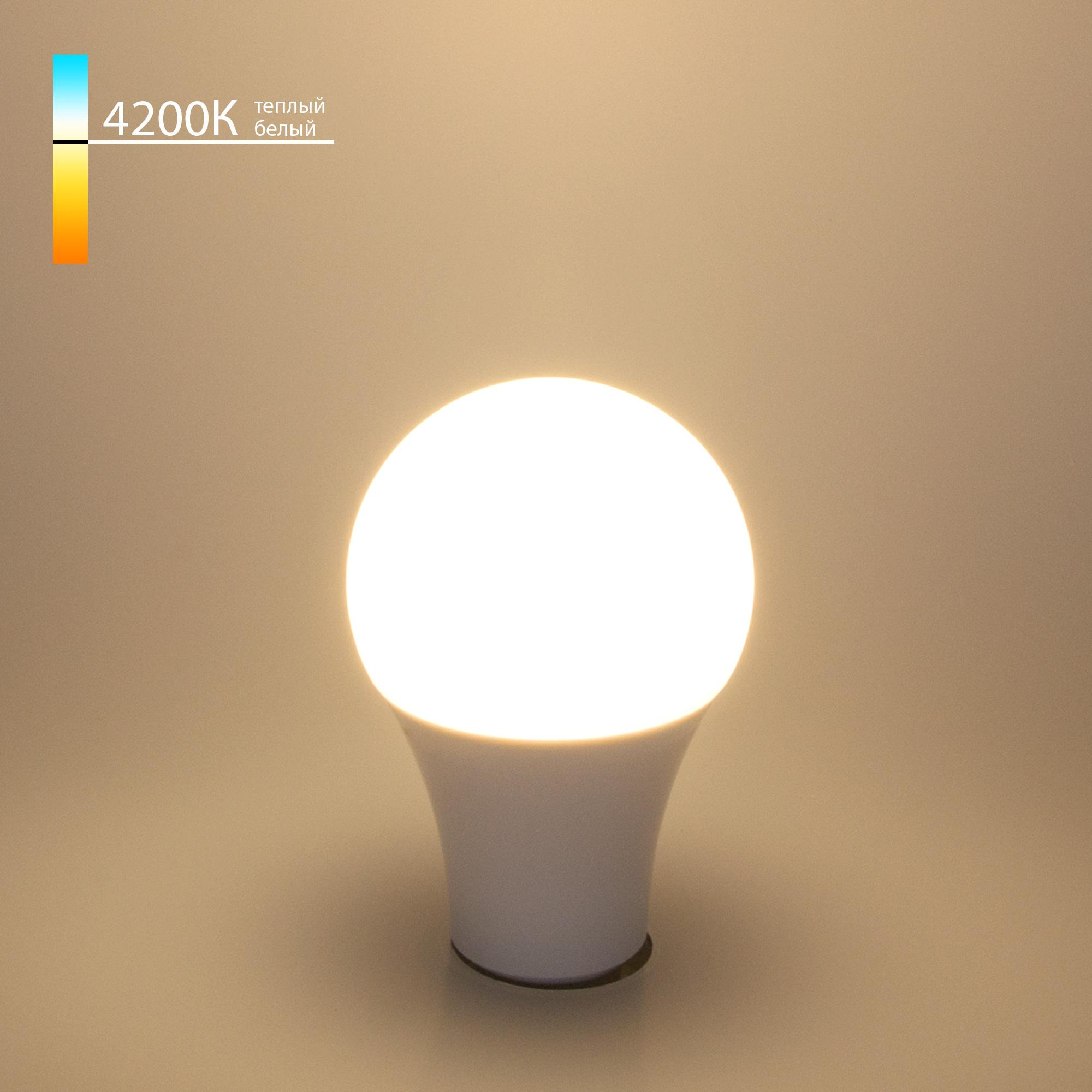 Classic LED D 17W 4200K E27
