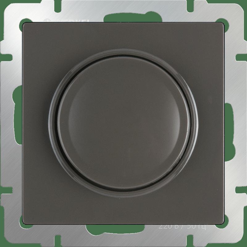 WL07-DM600/Диммер (серо-коричневый)