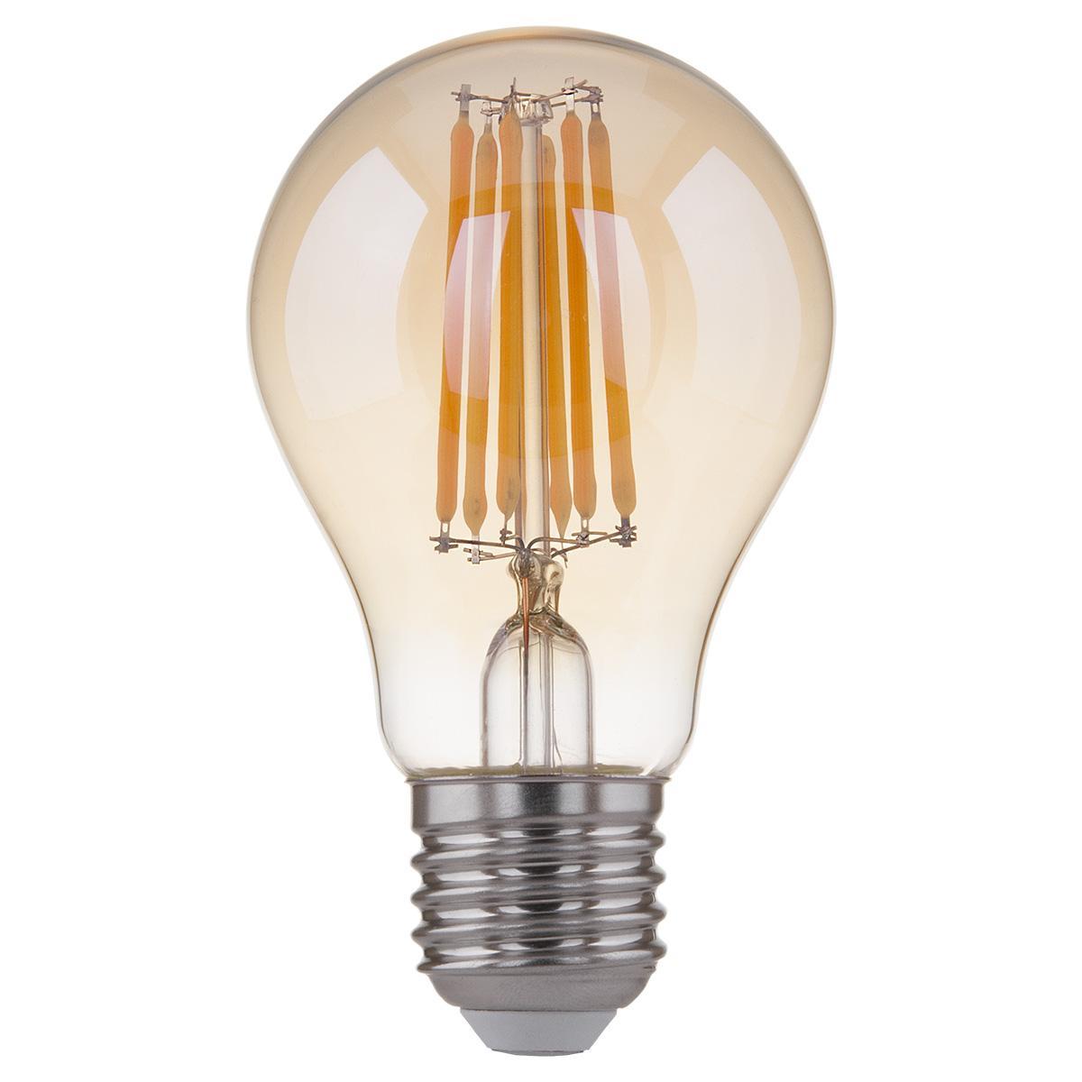 Classic LED 12W 3300K E27 (A60 тонированный)