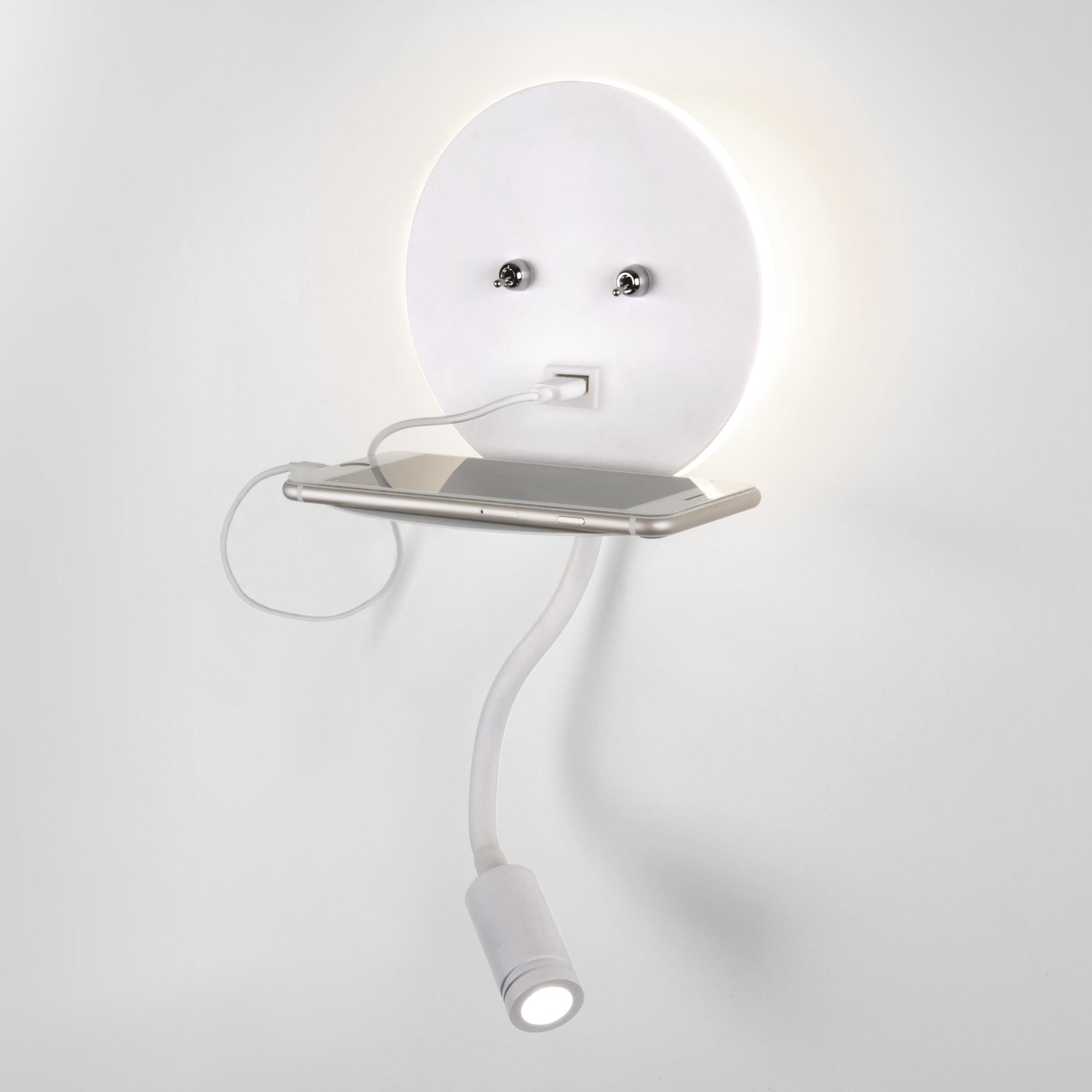 Lungo LED белый (MRL LED 1017)