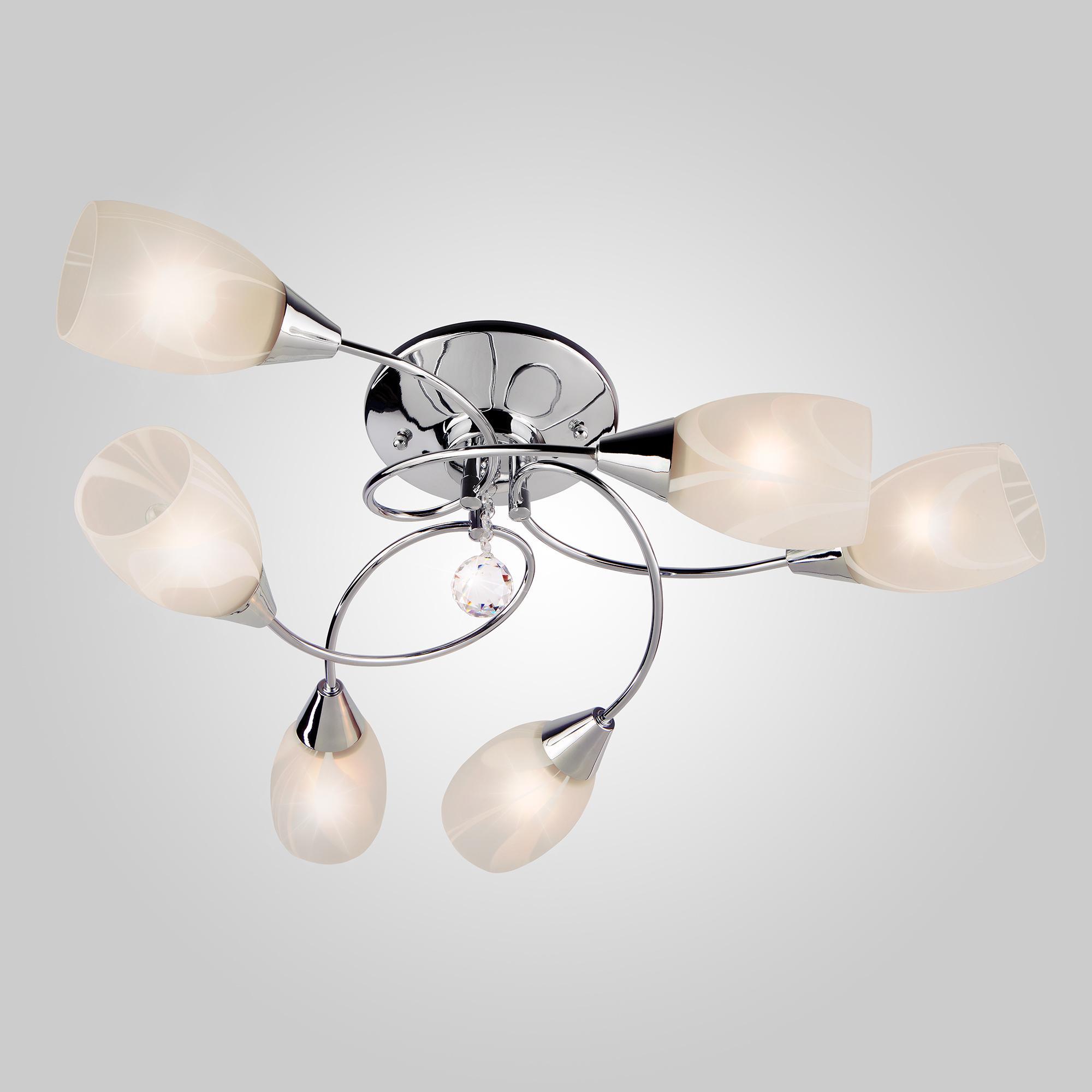 Потолочный светильник Eurosvet 2275/6 хром