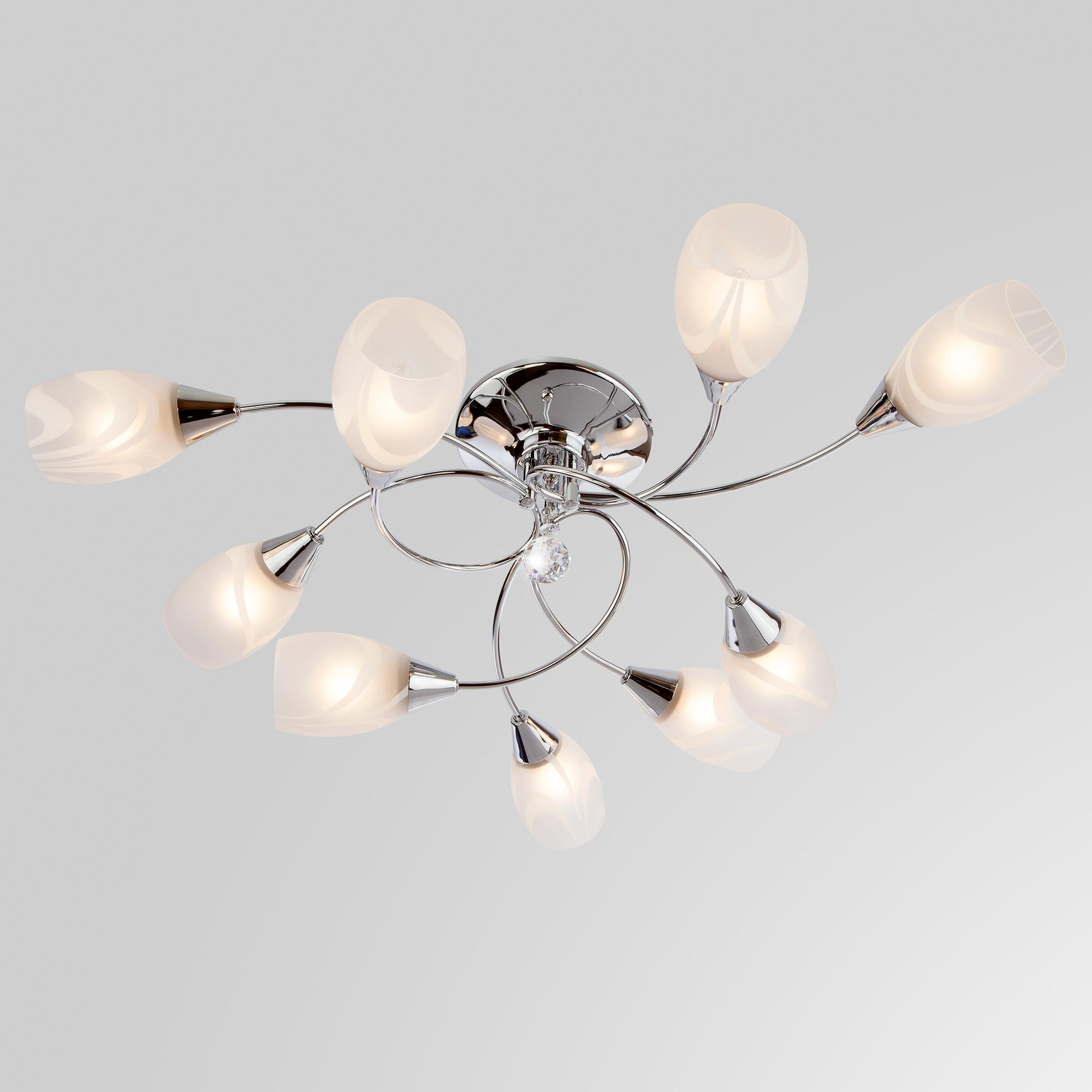 Потолочный светильник Eurosvet 2275/9 хром