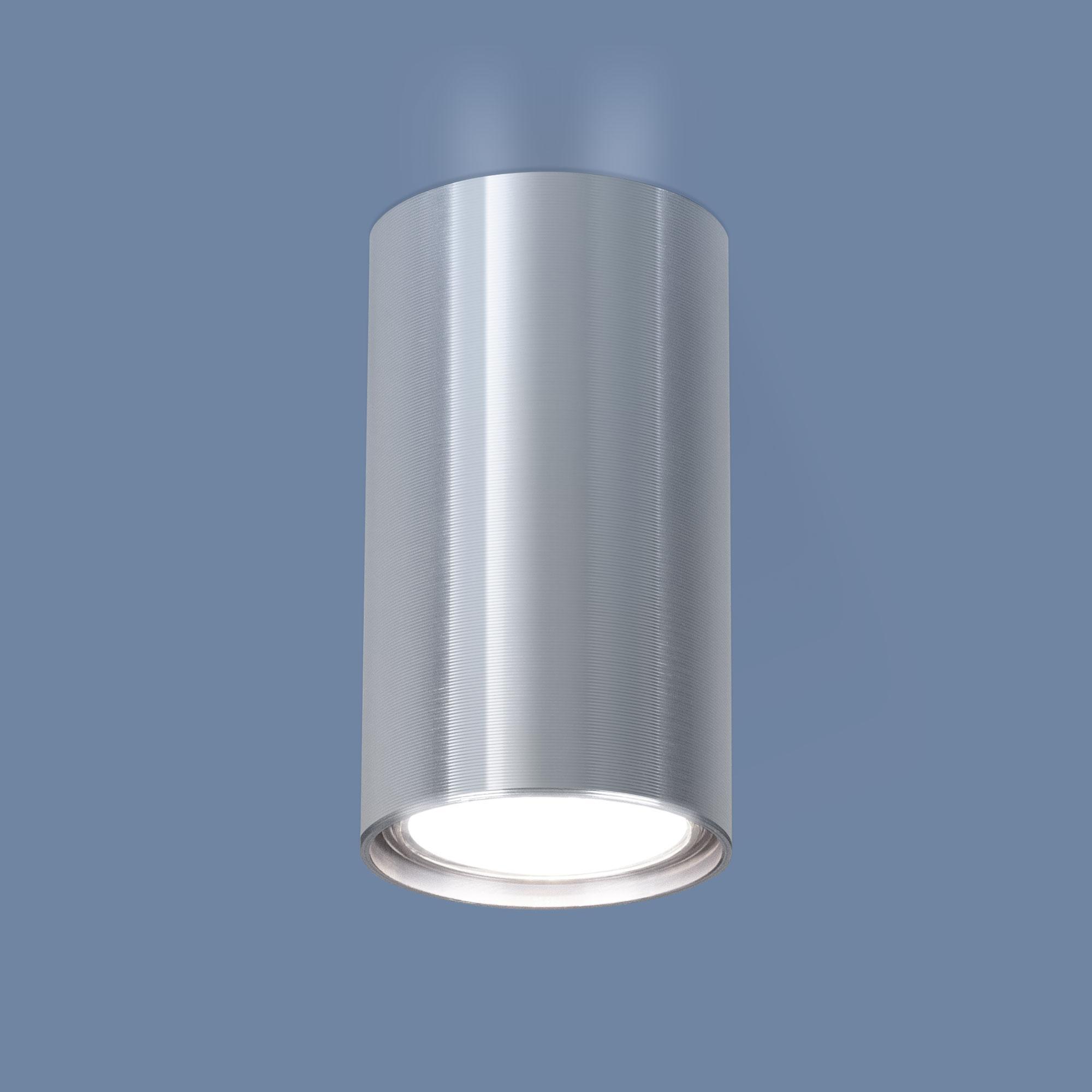 1081 GU10 SCH сатин хром