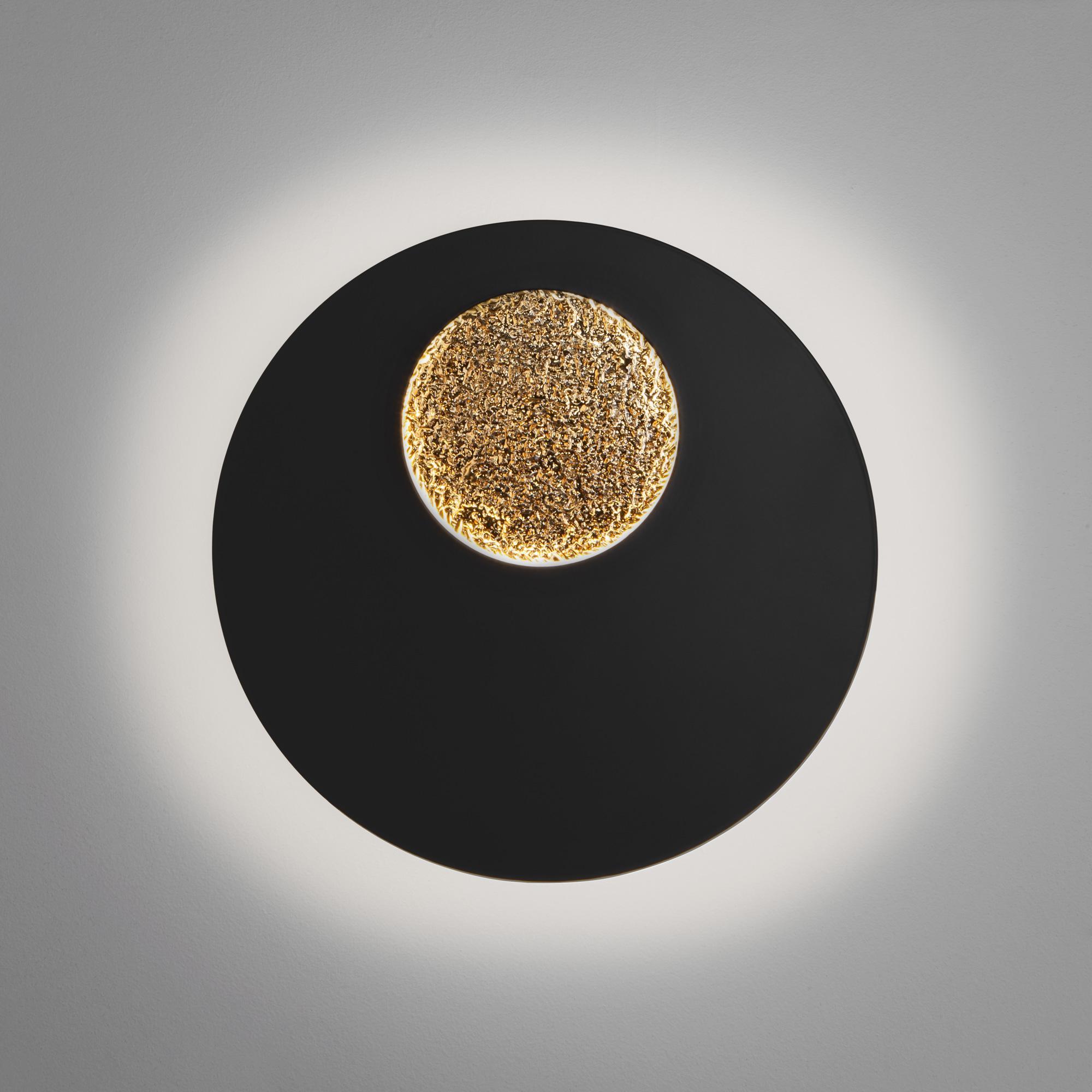 40150/1 LED черный /золото