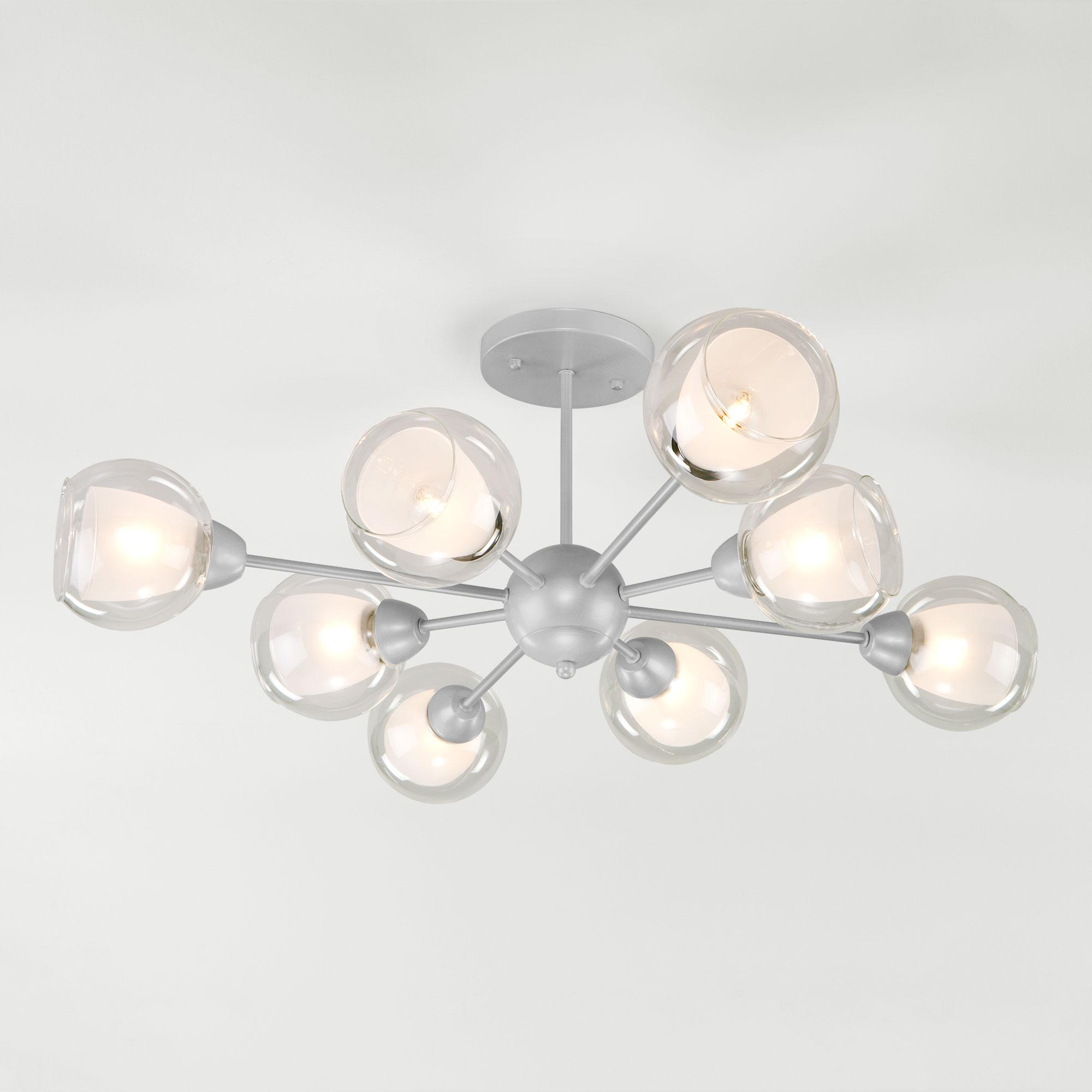 30163/8 матовое серебро