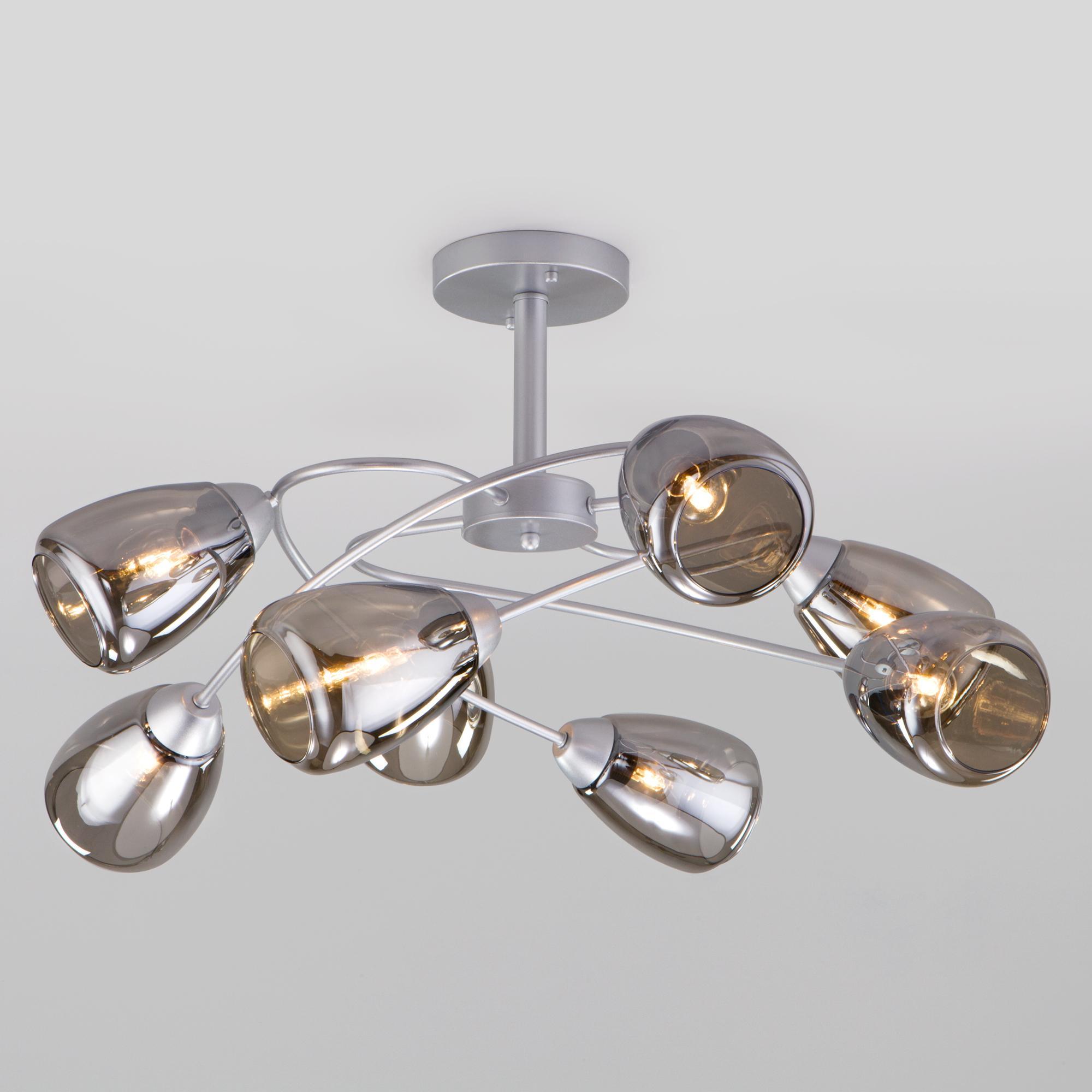 30168/8 матовое серебро