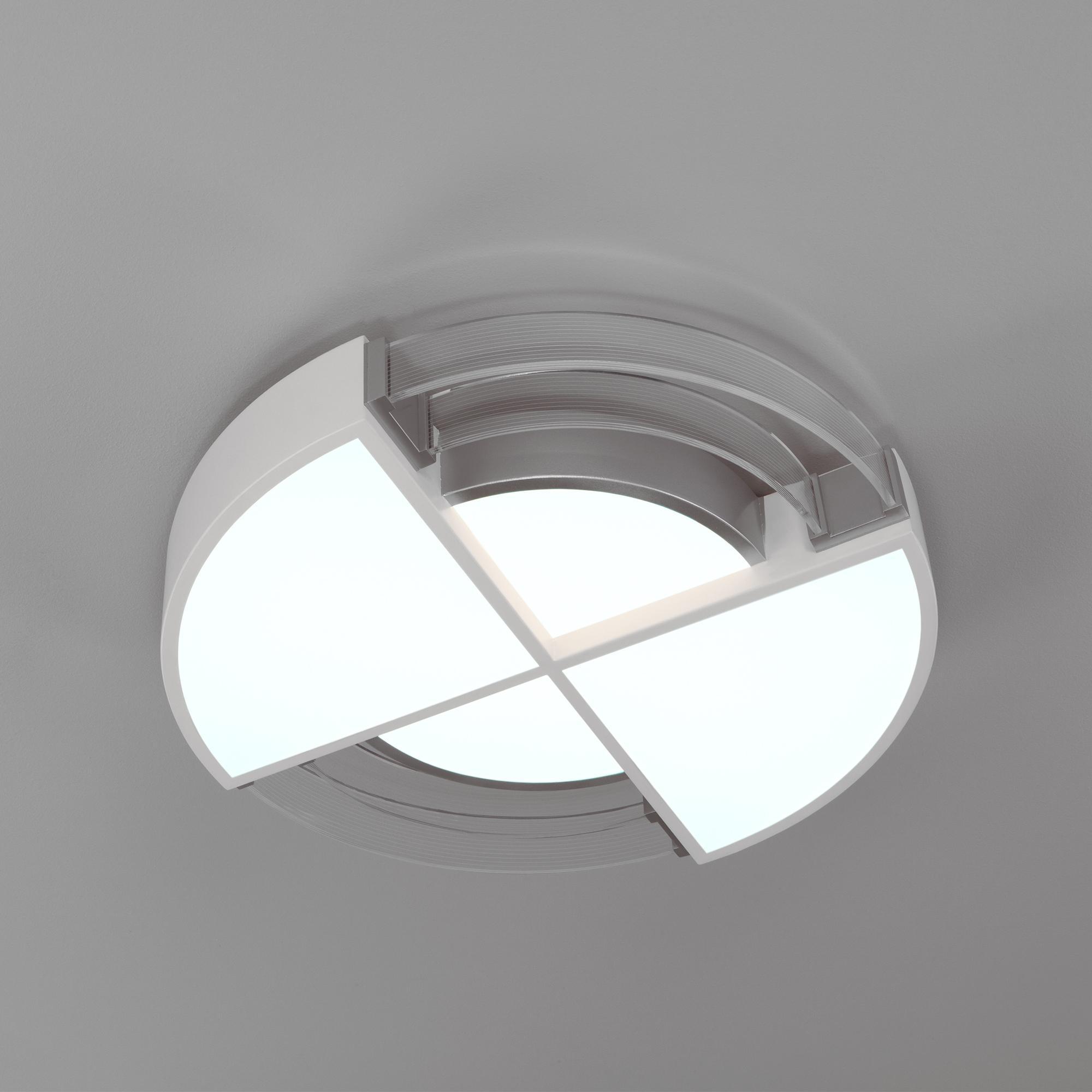90181/1 белый/серебро