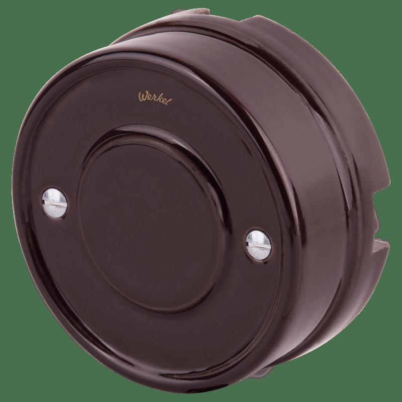 WL18-19-01/ Распределительная коробка (коричневый) Ретро