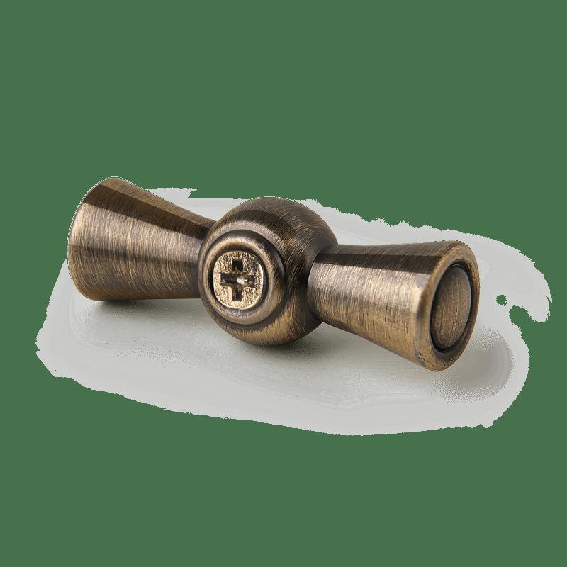 WL18-20-01/ Ручка  выключателя 2 шт. (бронза) Ретро