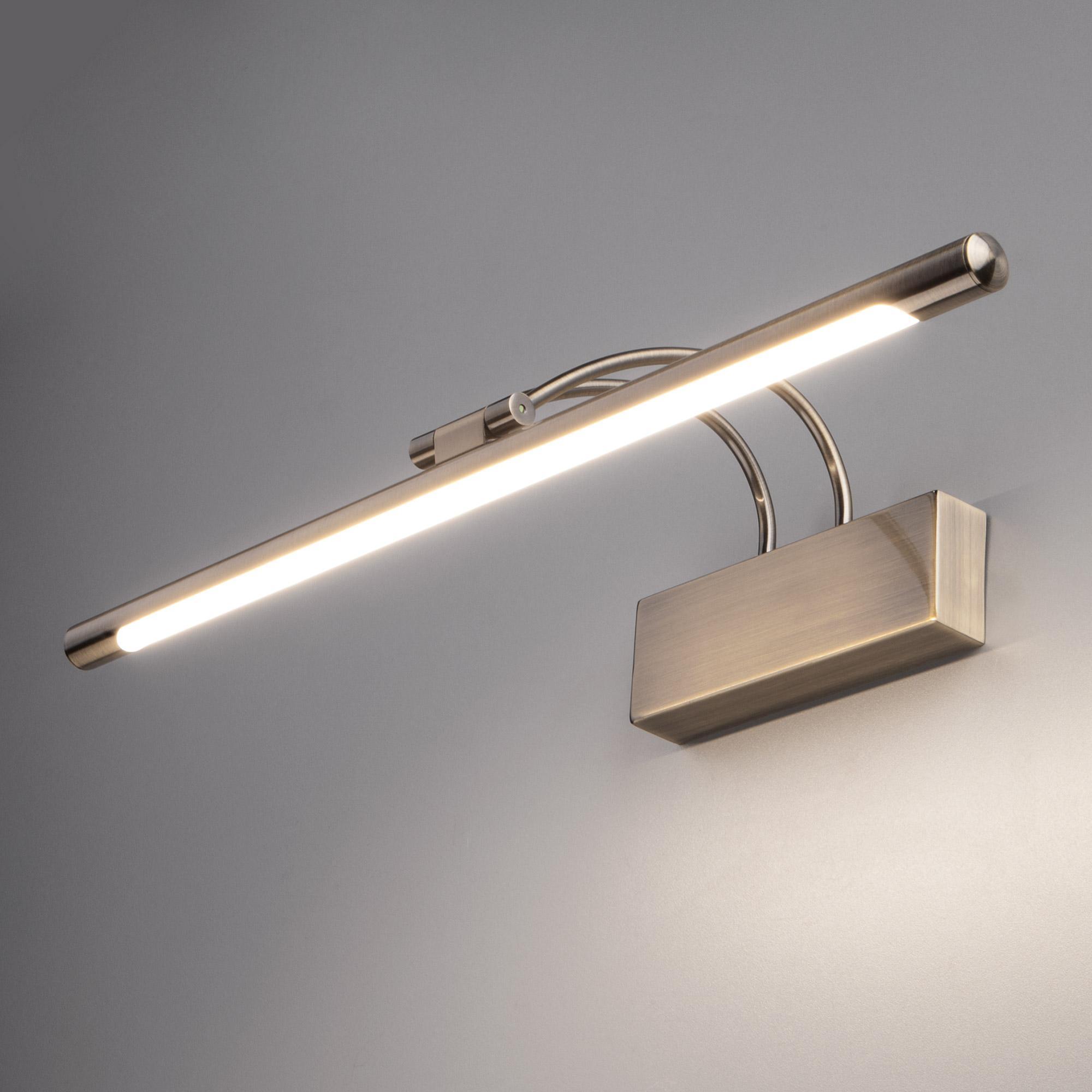 Simple LED бронза (MRL LED 10W 1011 IP20)