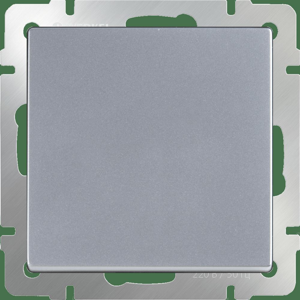 WL06-70-11/ Заглушка (серебряный)