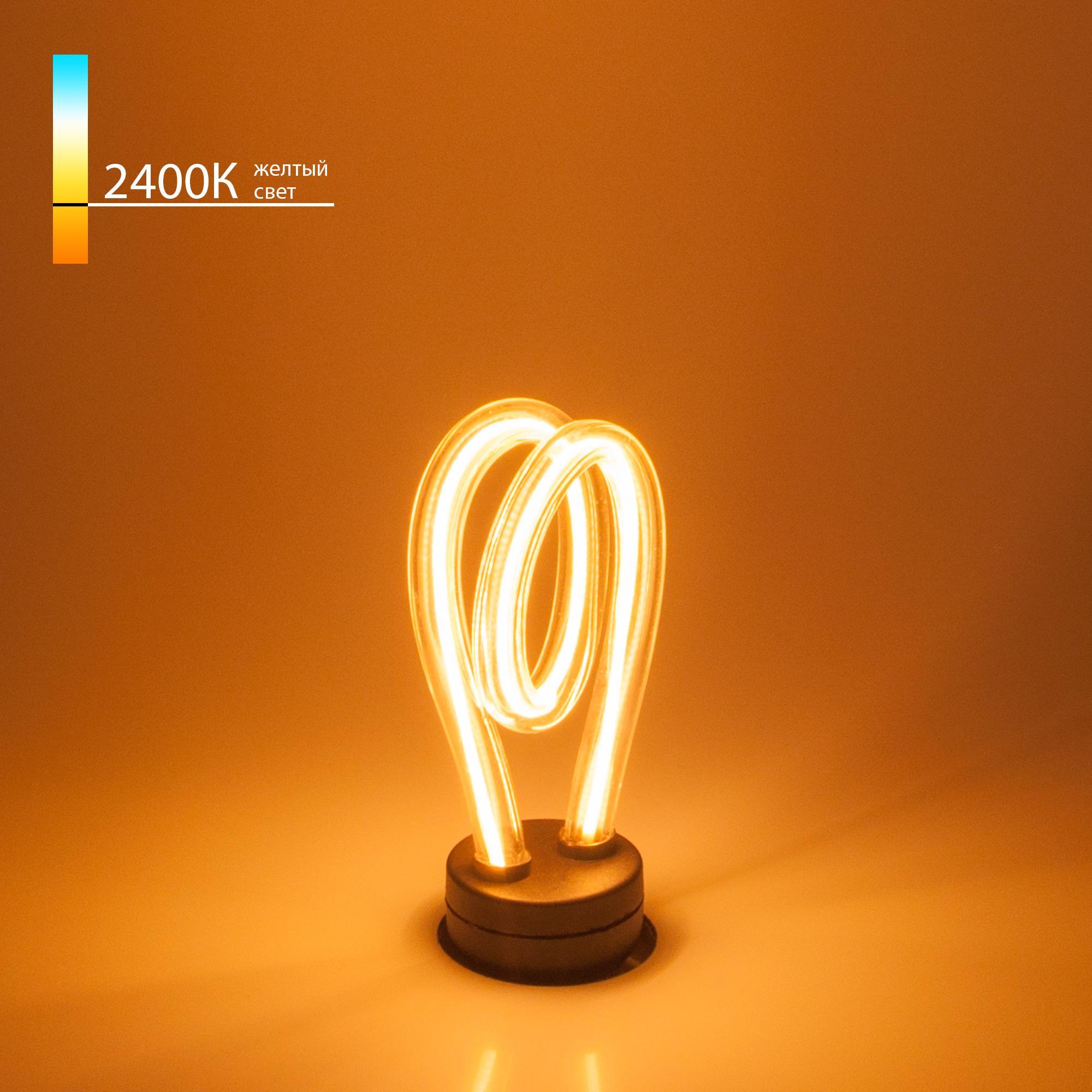 Art filament 4W 2400K E27 spiral (BL152)