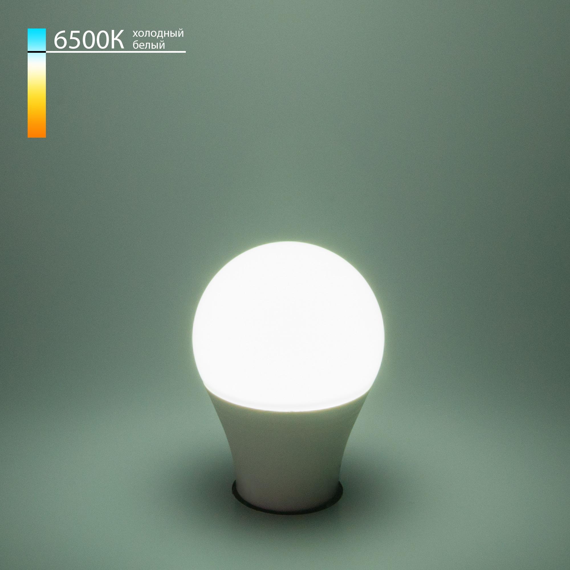 Classic LED D 10W 6500K E27