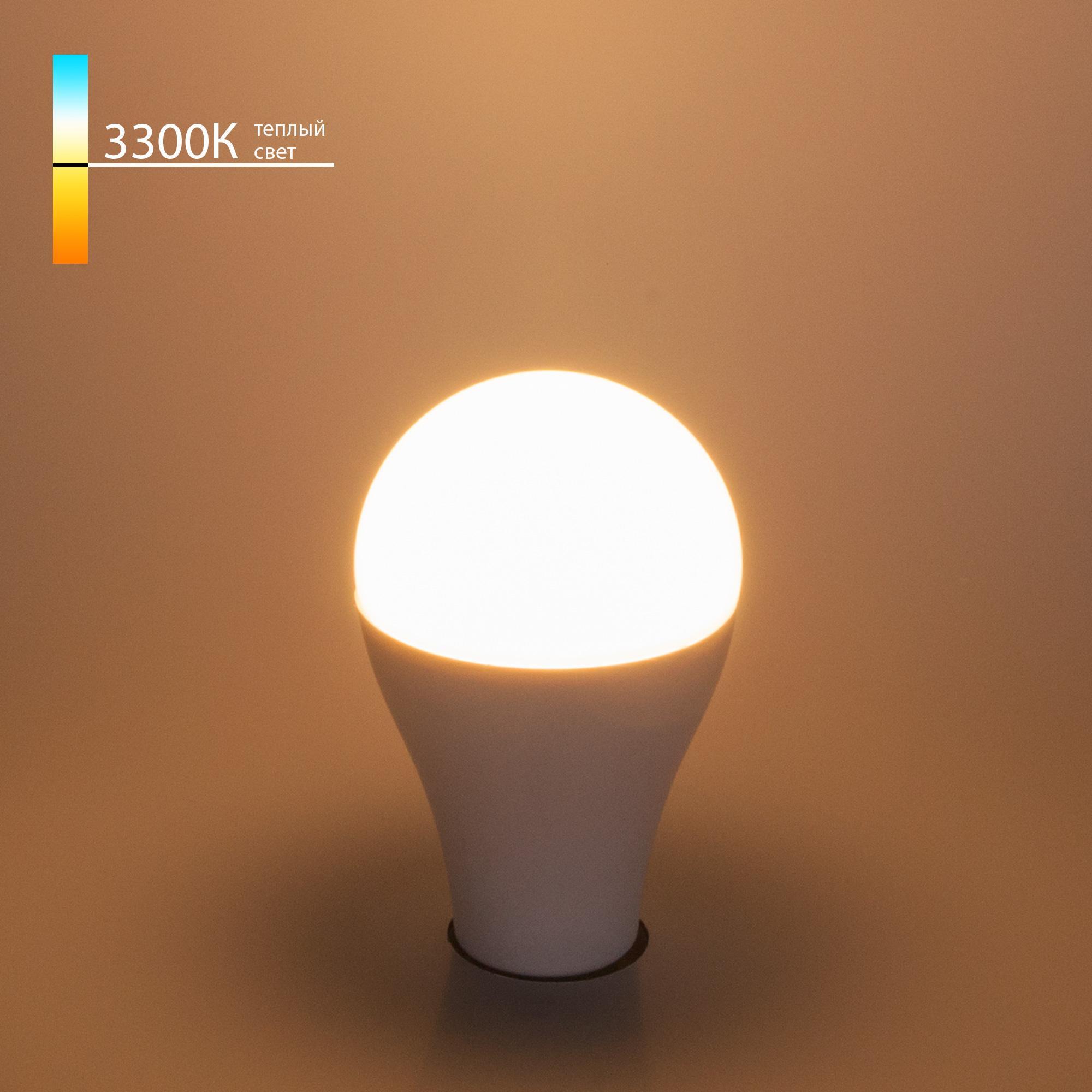 Classic LED D 17W 3300K E27