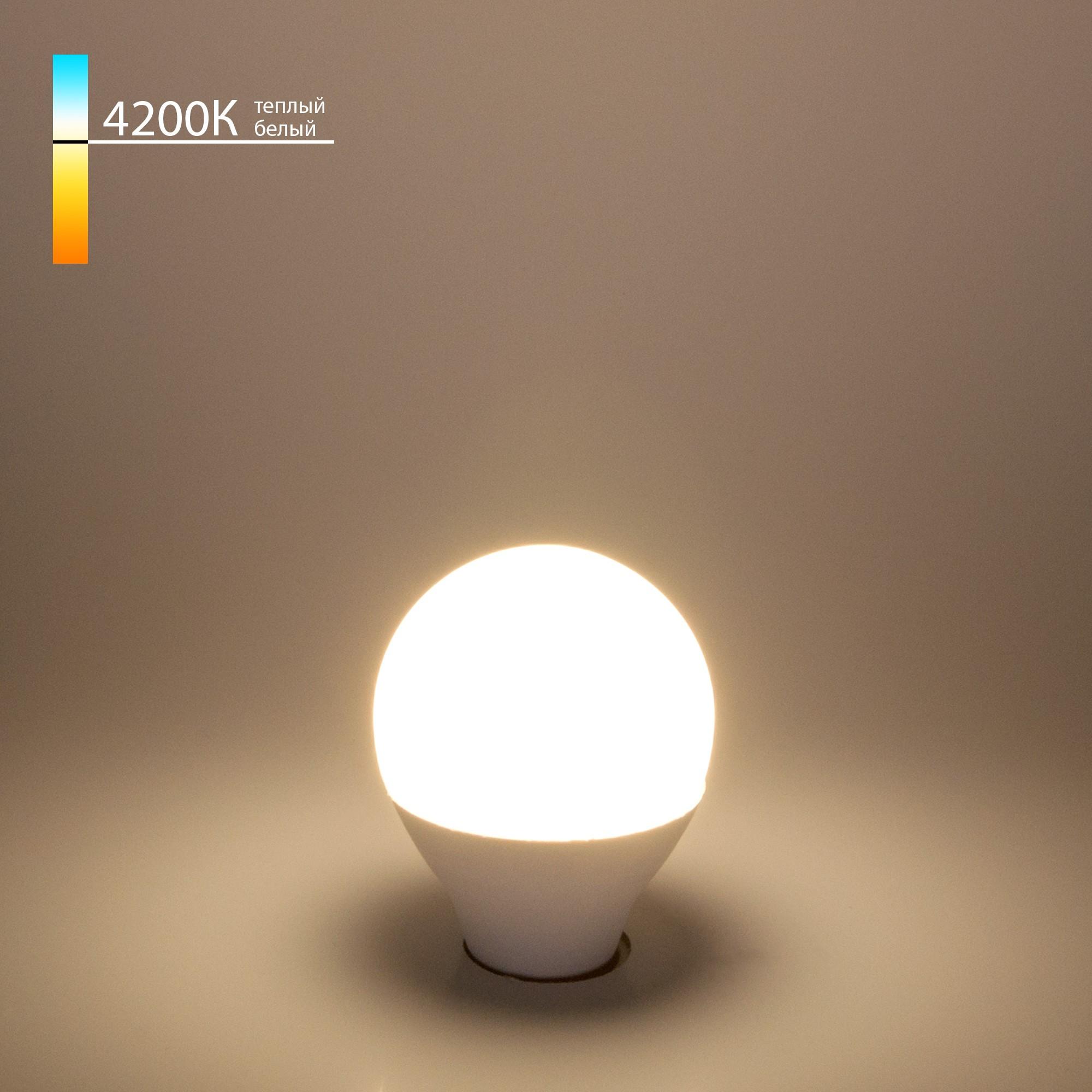 Mini Classic  LED 7W 4200K E14 матовое стекло (BLE1406)