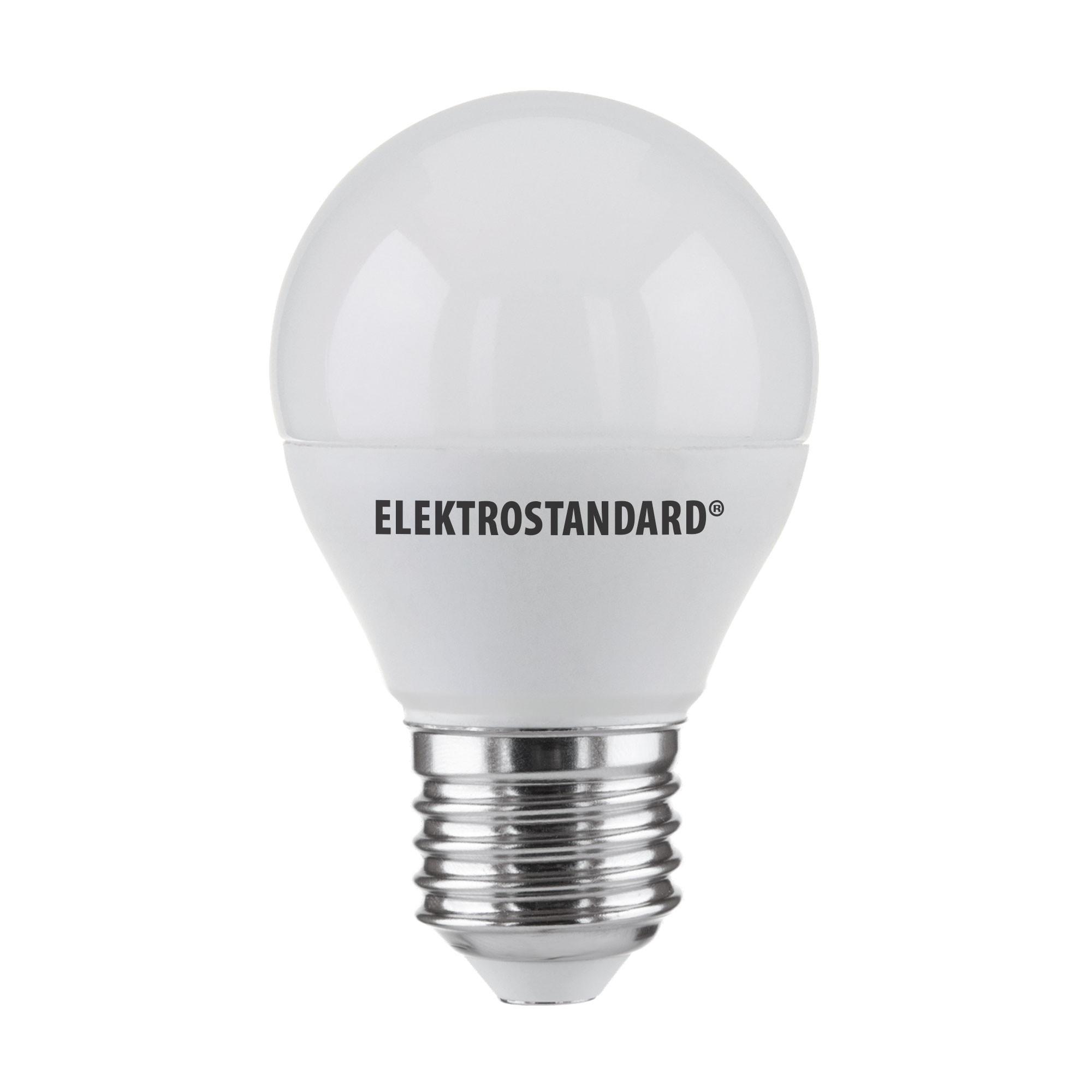 Mini Classic  LED 7W 3300K E27 матовое стекло (BLE2730)