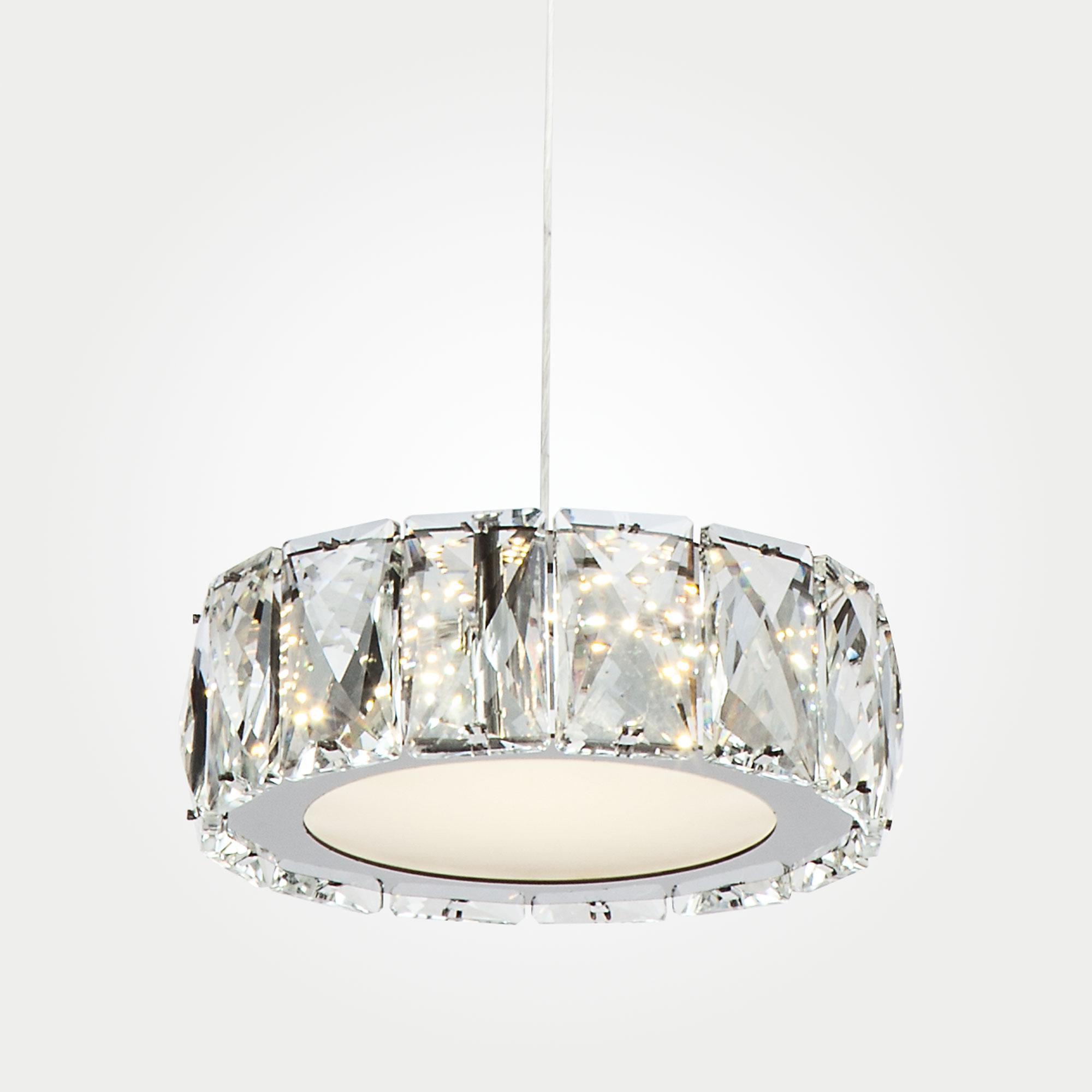 Подвесной светильник Eurosvet 90048/1 хром
