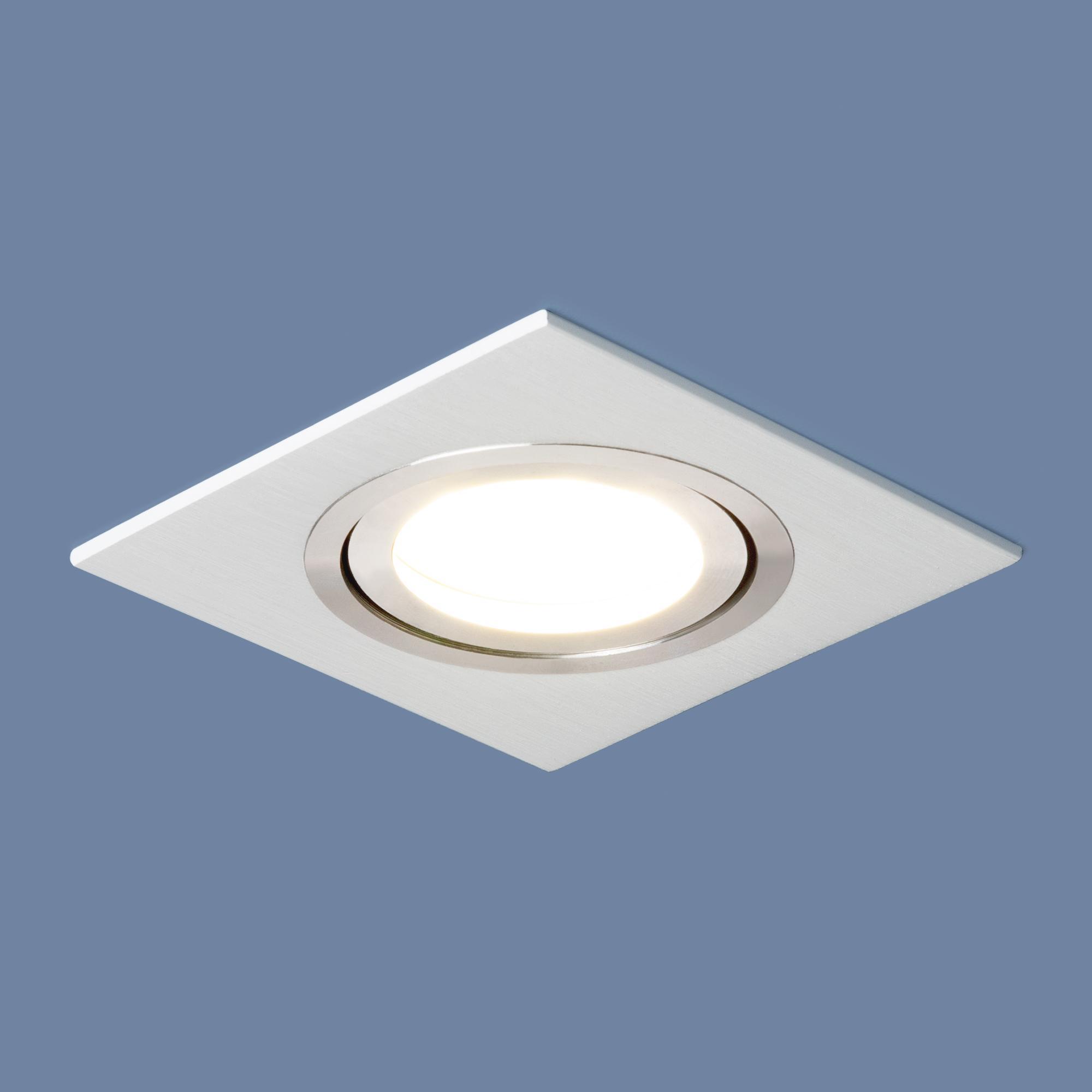 Точечный светильник Elektrostandard 1051/1 WH белый